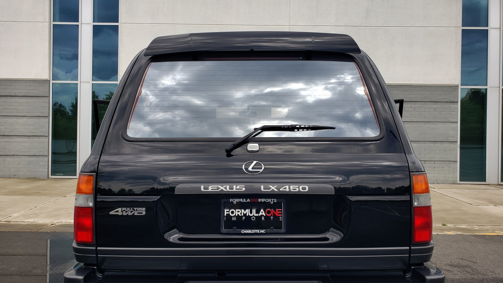 Used 1996 Lexus LX 450 AWD / 4.5L 6-CYL / 4-SPD AUTO / RUNNING BOARDS / NEW BFG TIRES for sale $49,995 at Formula Imports in Charlotte NC 28227 56