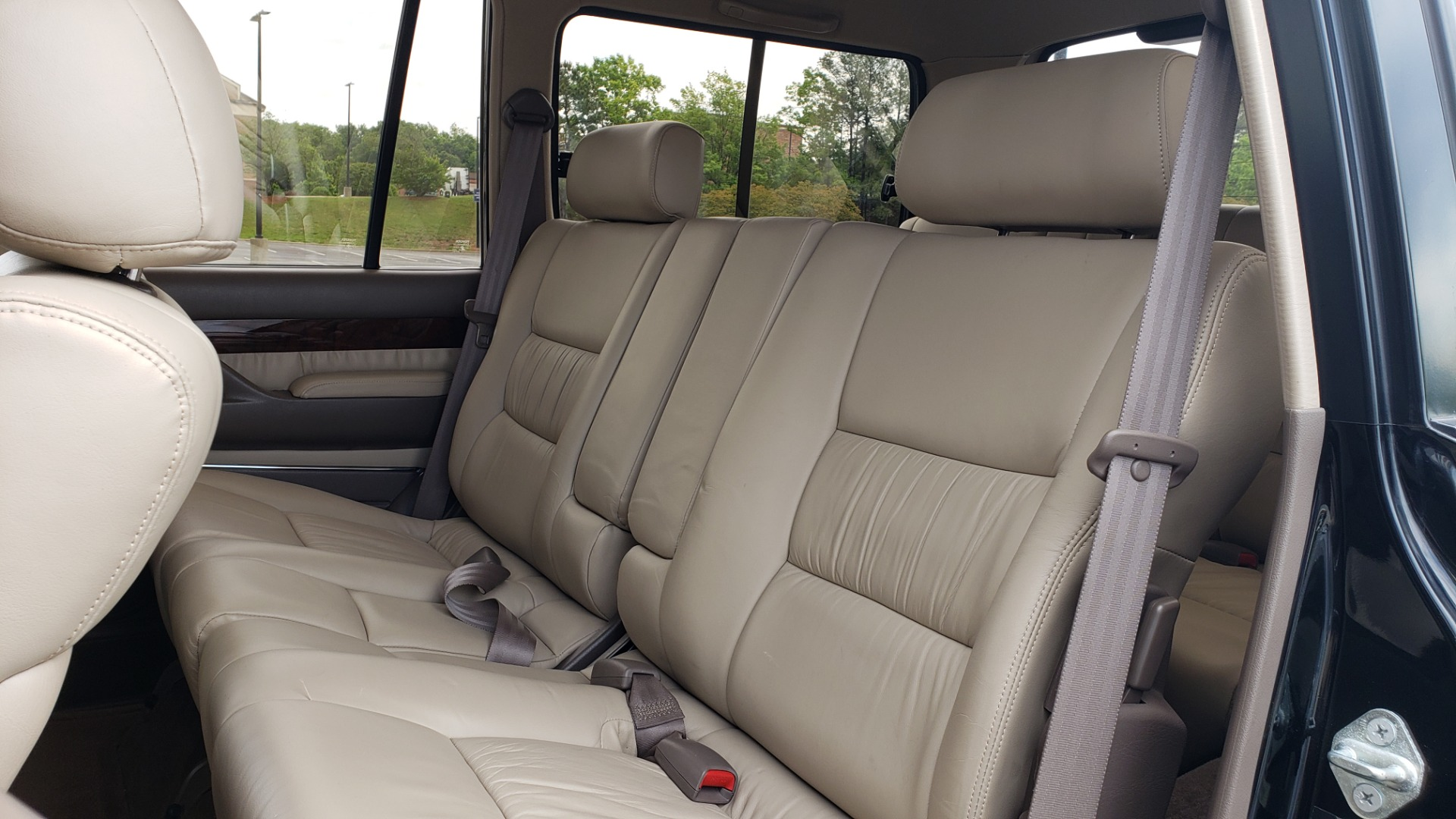 Used 1996 Lexus LX 450 AWD / 4.5L 6-CYL / 4-SPD AUTO / RUNNING BOARDS / NEW BFG TIRES for sale $49,995 at Formula Imports in Charlotte NC 28227 65