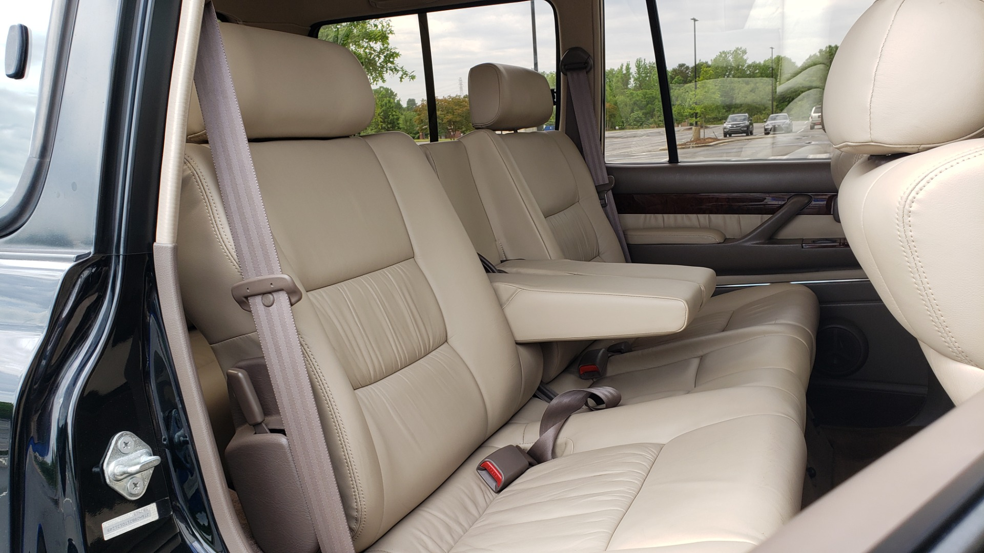 Used 1996 Lexus LX 450 AWD / 4.5L 6-CYL / 4-SPD AUTO / RUNNING BOARDS / NEW BFG TIRES for sale $49,995 at Formula Imports in Charlotte NC 28227 78