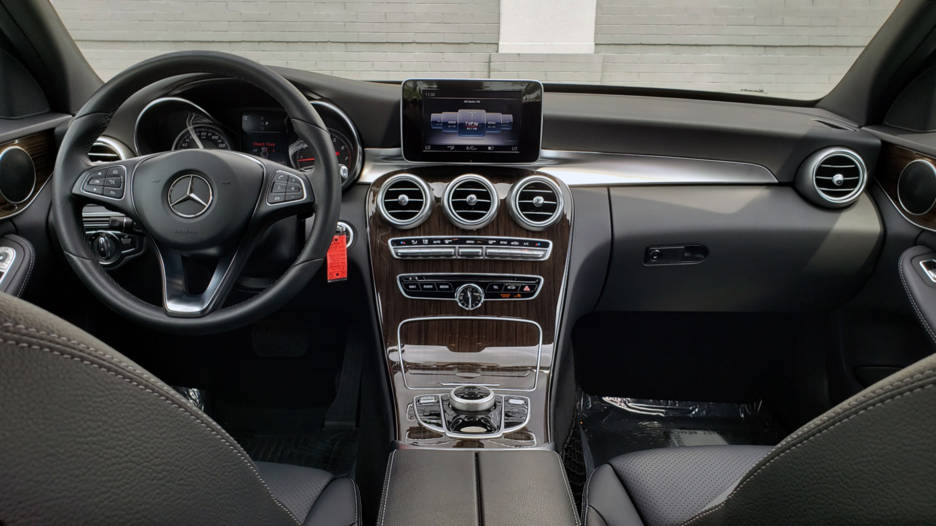 Used 2018 Mercedes-Benz C-CLASS C 300 PREMIUM / HTD STS / APPLE CARPLAY / 18IN WHEELS / REARVIEW for sale $24,795 at Formula Imports in Charlotte NC 28227 78