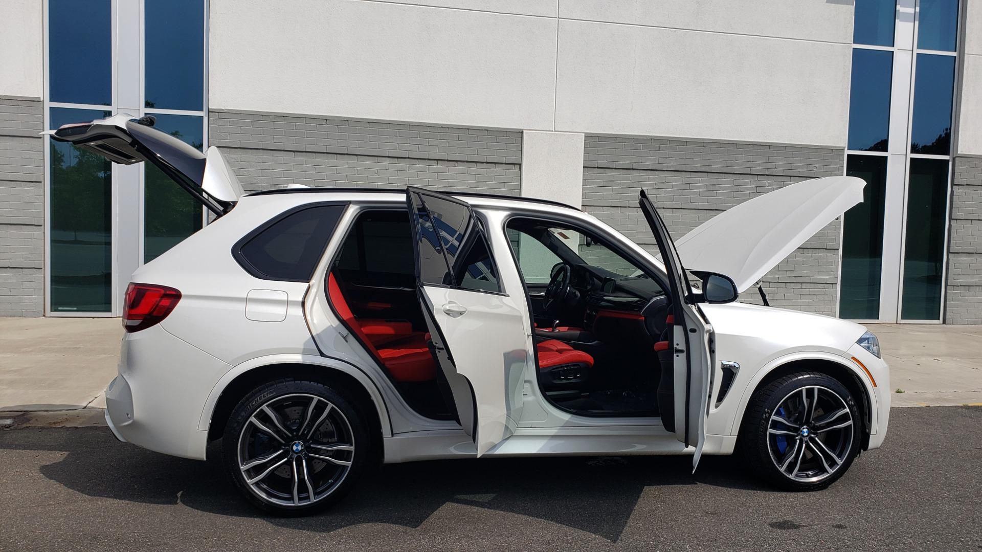 Used 2017 BMW X5 M EXECUTIVE PKG / NAV / DRVR ASST / BSM / HUD / HTD STS / WIFI for sale Sold at Formula Imports in Charlotte NC 28227 12