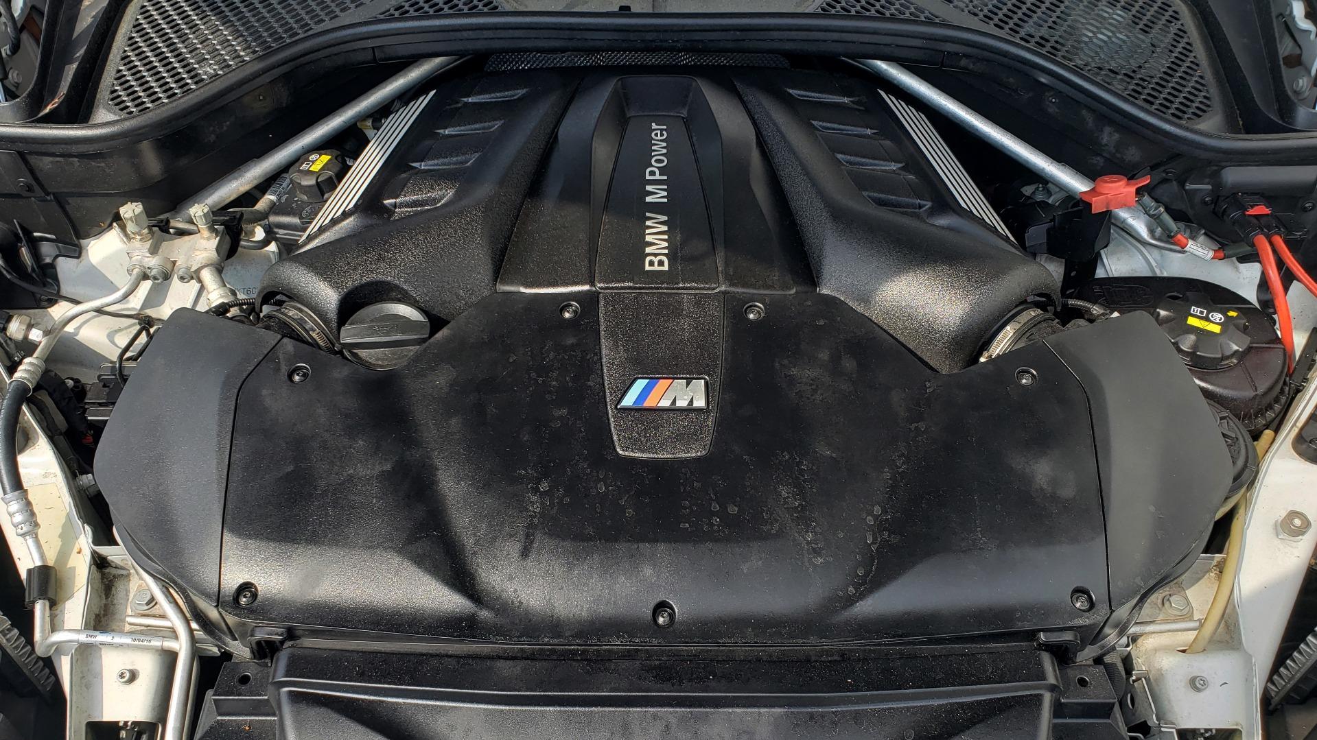 Used 2017 BMW X5 M EXECUTIVE PKG / NAV / DRVR ASST / BSM / HUD / HTD STS / WIFI for sale Sold at Formula Imports in Charlotte NC 28227 14