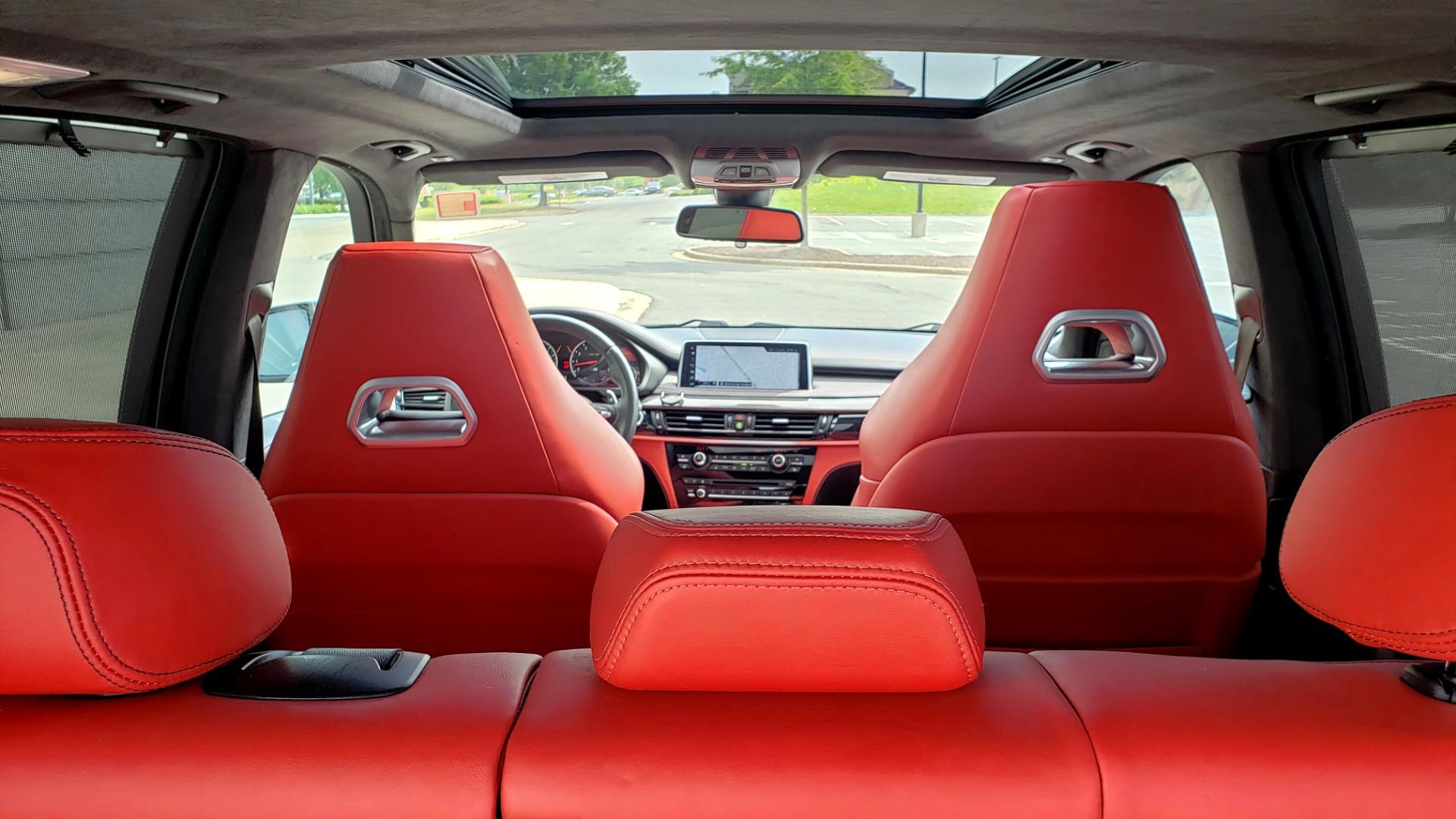 Used 2017 BMW X5 M EXECUTIVE PKG / NAV / DRVR ASST / BSM / HUD / HTD STS / WIFI for sale Sold at Formula Imports in Charlotte NC 28227 20