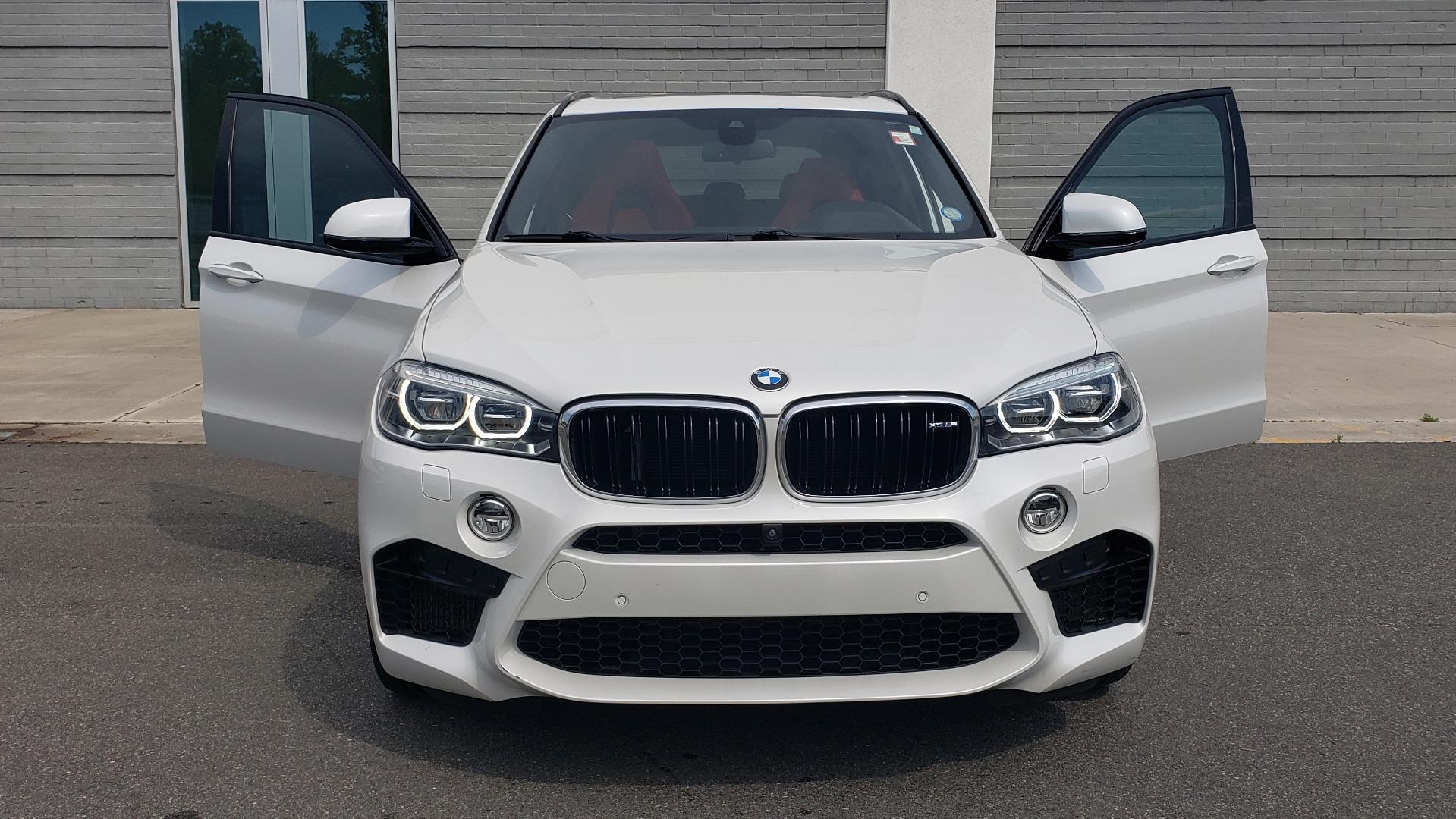 Used 2017 BMW X5 M EXECUTIVE PKG / NAV / DRVR ASST / BSM / HUD / HTD STS / WIFI for sale Sold at Formula Imports in Charlotte NC 28227 22