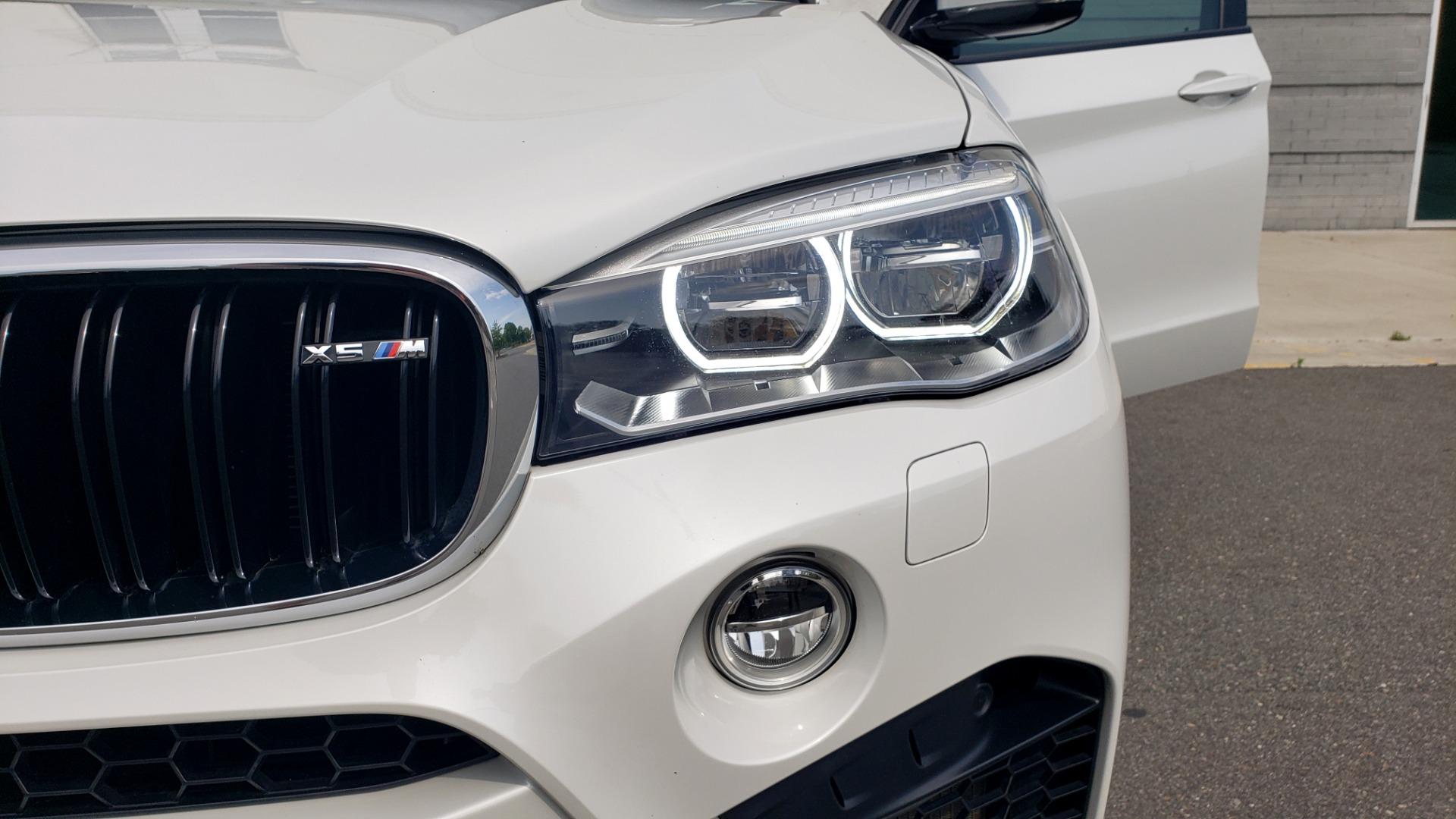 Used 2017 BMW X5 M EXECUTIVE PKG / NAV / DRVR ASST / BSM / HUD / HTD STS / WIFI for sale Sold at Formula Imports in Charlotte NC 28227 24