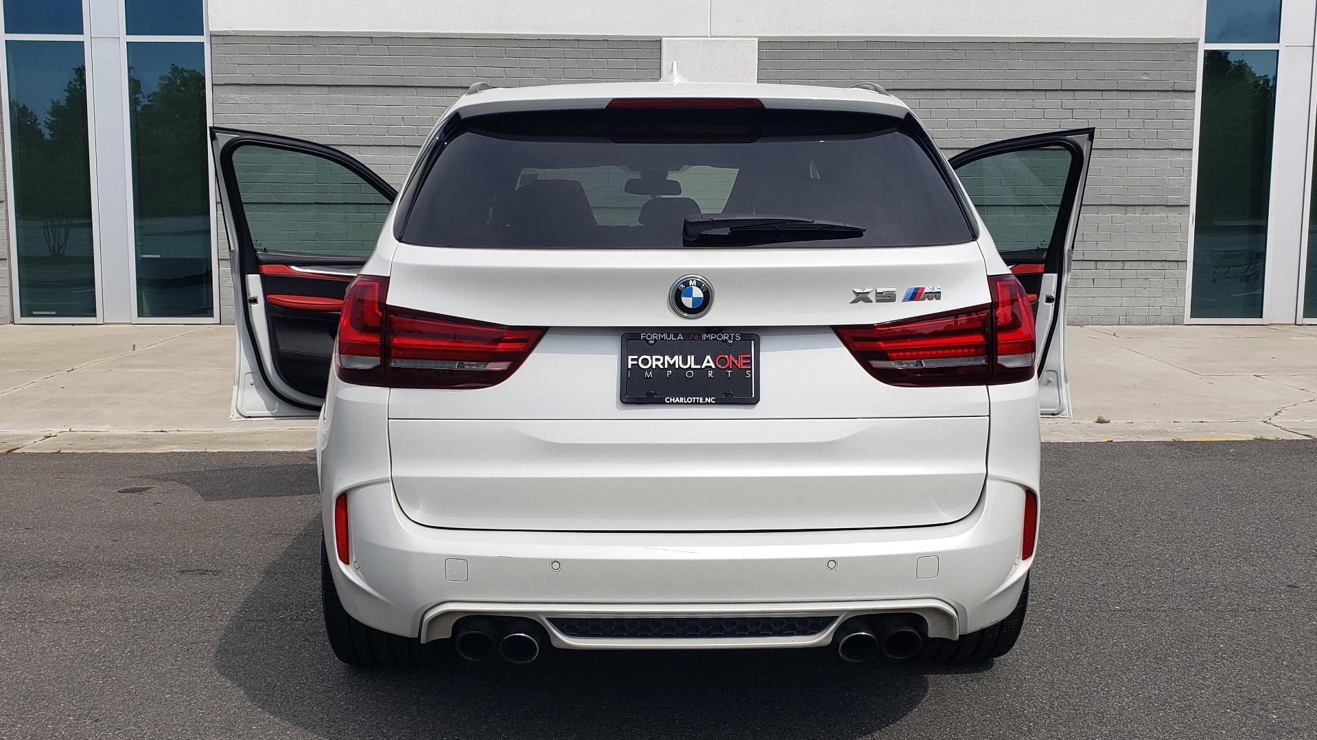 Used 2017 BMW X5 M EXECUTIVE PKG / NAV / DRVR ASST / BSM / HUD / HTD STS / WIFI for sale Sold at Formula Imports in Charlotte NC 28227 28