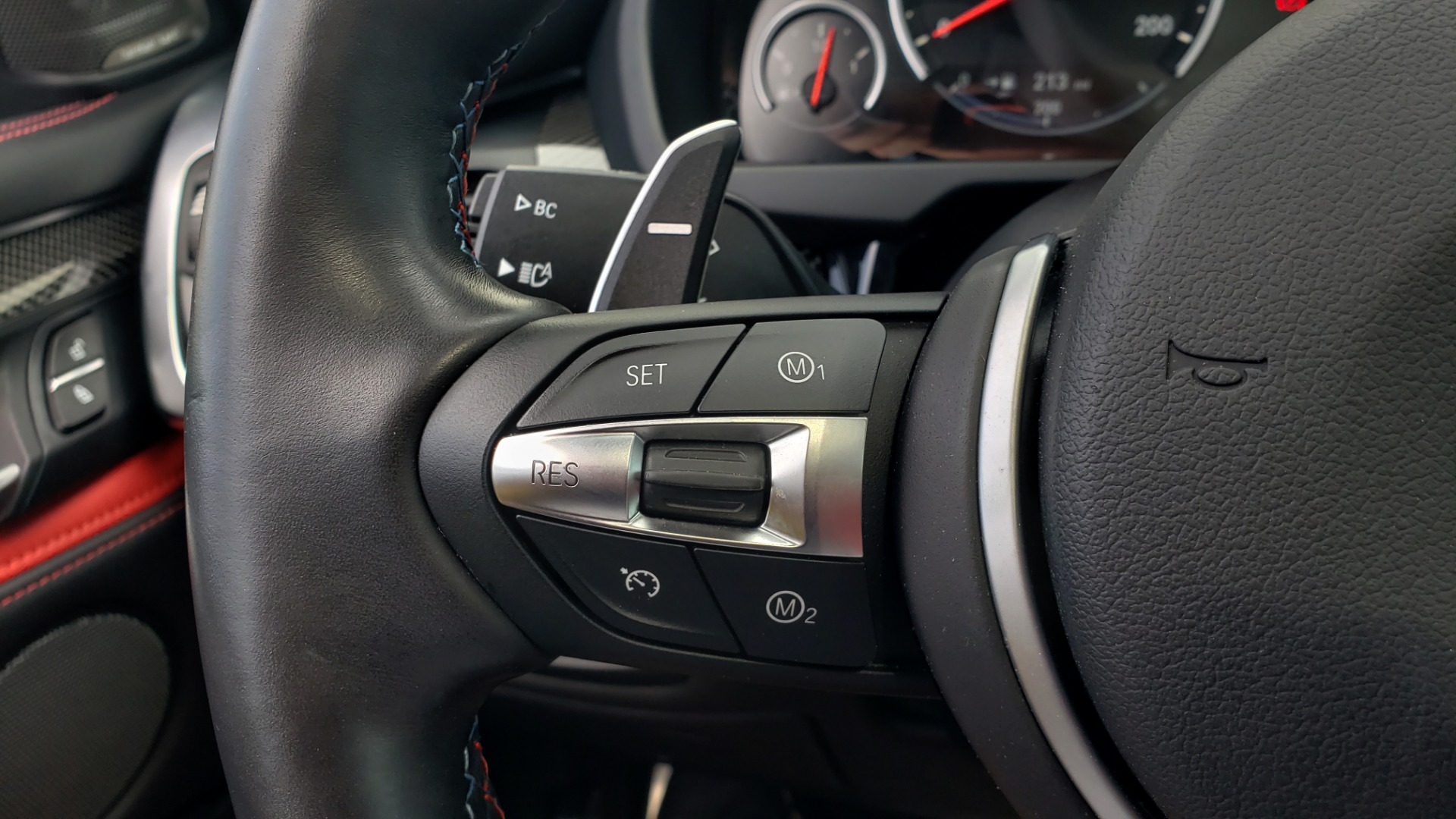 Used 2017 BMW X5 M EXECUTIVE PKG / NAV / DRVR ASST / BSM / HUD / HTD STS / WIFI for sale Sold at Formula Imports in Charlotte NC 28227 39