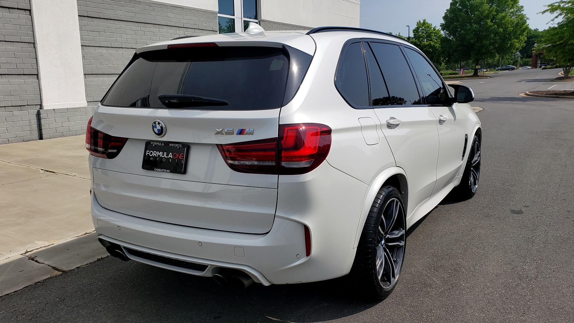 Used 2017 BMW X5 M EXECUTIVE PKG / NAV / DRVR ASST / BSM / HUD / HTD STS / WIFI for sale Sold at Formula Imports in Charlotte NC 28227 4