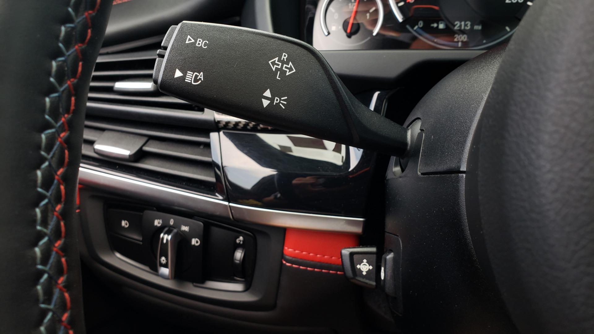 Used 2017 BMW X5 M EXECUTIVE PKG / NAV / DRVR ASST / BSM / HUD / HTD STS / WIFI for sale Sold at Formula Imports in Charlotte NC 28227 42
