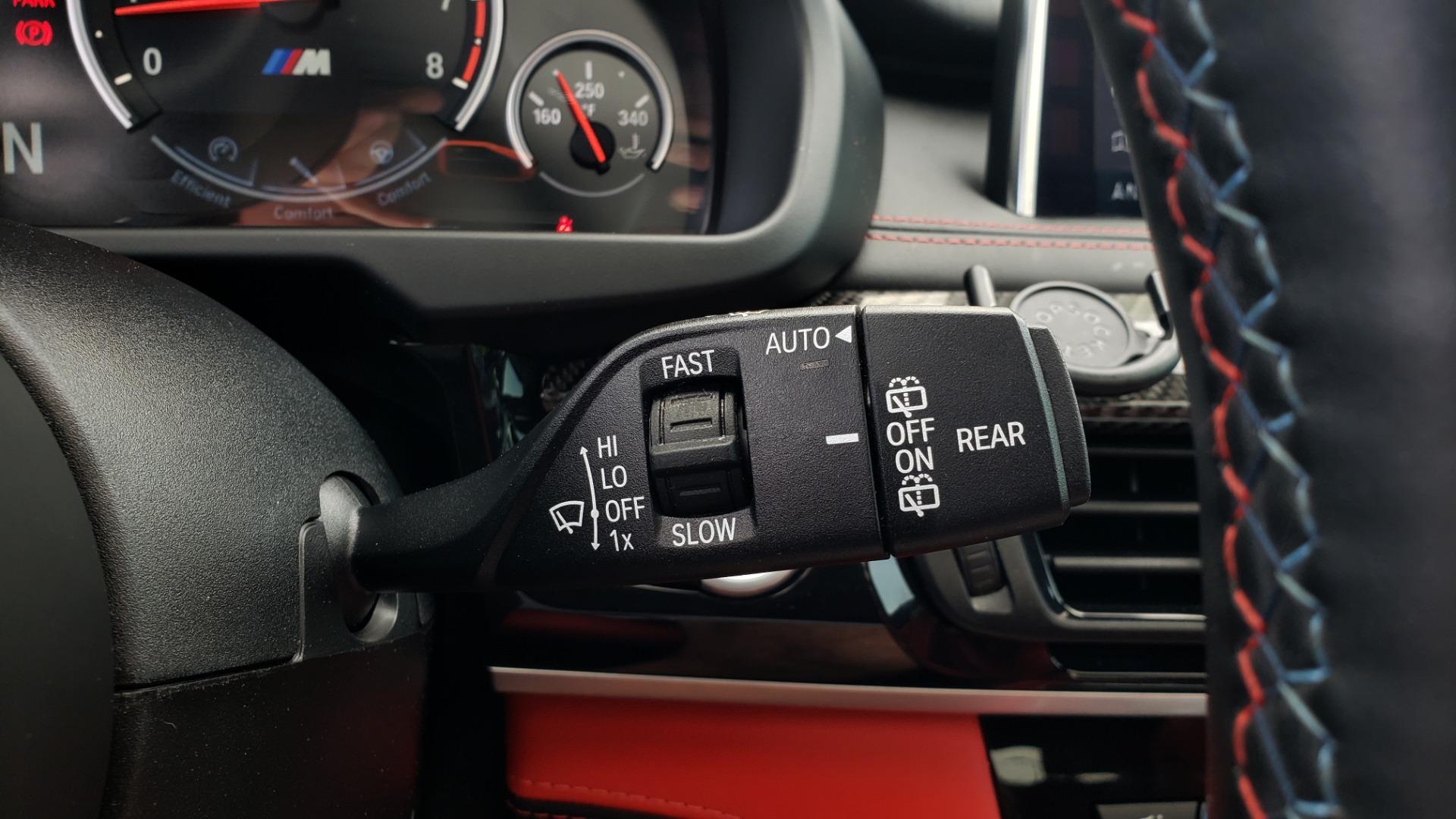 Used 2017 BMW X5 M EXECUTIVE PKG / NAV / DRVR ASST / BSM / HUD / HTD STS / WIFI for sale Sold at Formula Imports in Charlotte NC 28227 44