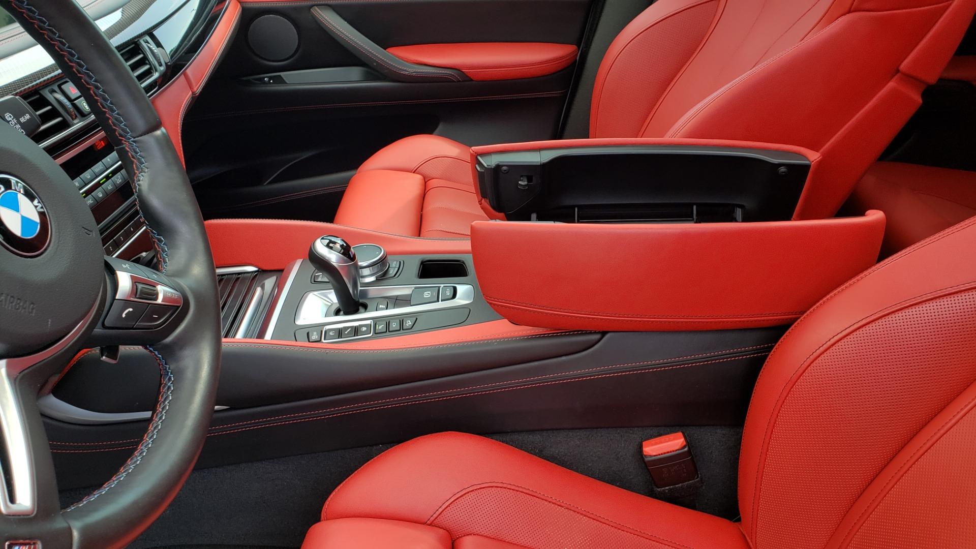 Used 2017 BMW X5 M EXECUTIVE PKG / NAV / DRVR ASST / BSM / HUD / HTD STS / WIFI for sale Sold at Formula Imports in Charlotte NC 28227 59