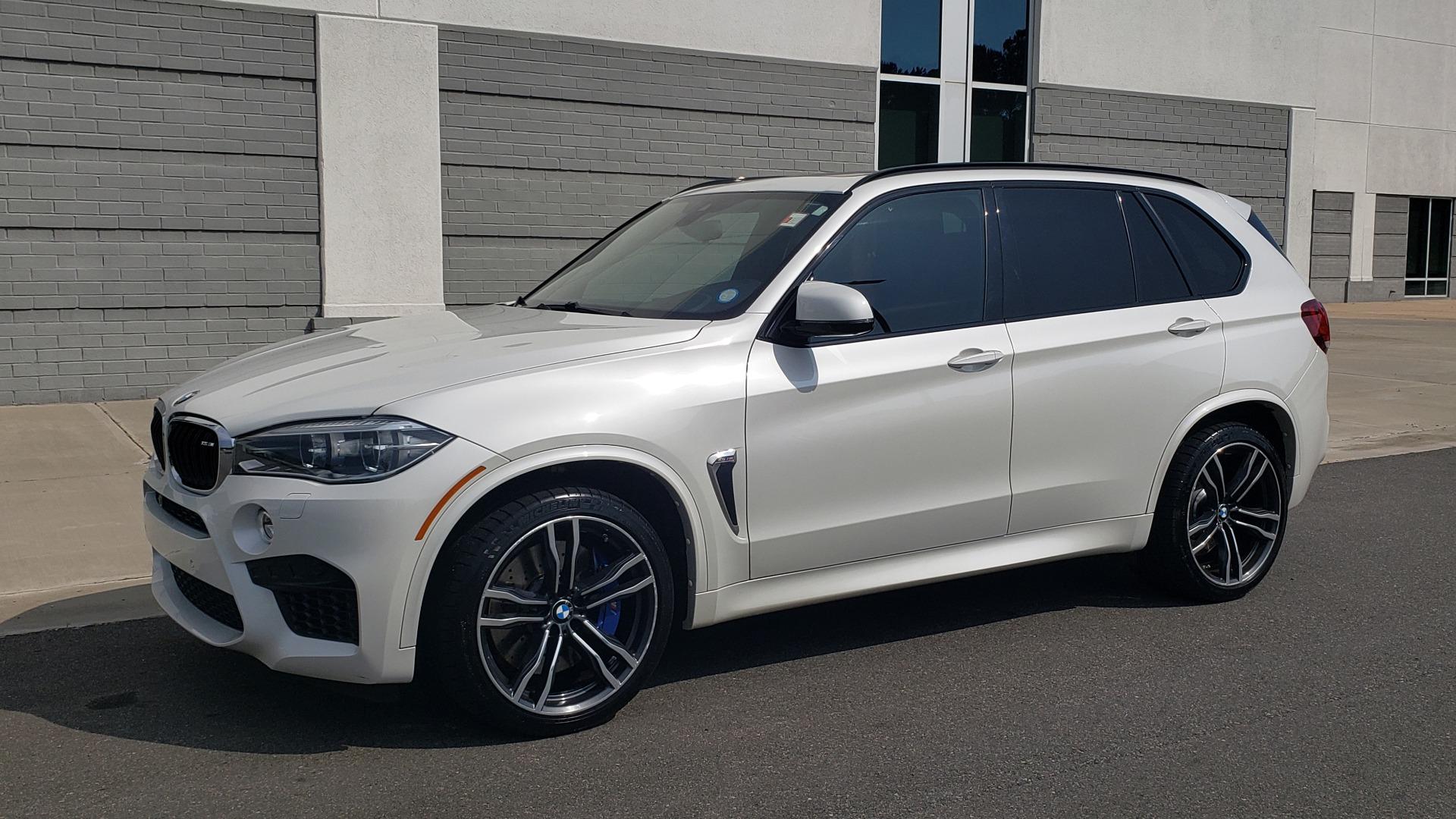 Used 2017 BMW X5 M EXECUTIVE PKG / NAV / DRVR ASST / BSM / HUD / HTD STS / WIFI for sale Sold at Formula Imports in Charlotte NC 28227 6