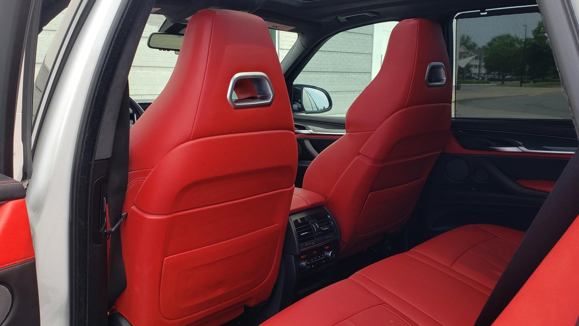 Used 2017 BMW X5 M EXECUTIVE PKG / NAV / DRVR ASST / BSM / HUD / HTD STS / WIFI for sale Sold at Formula Imports in Charlotte NC 28227 67