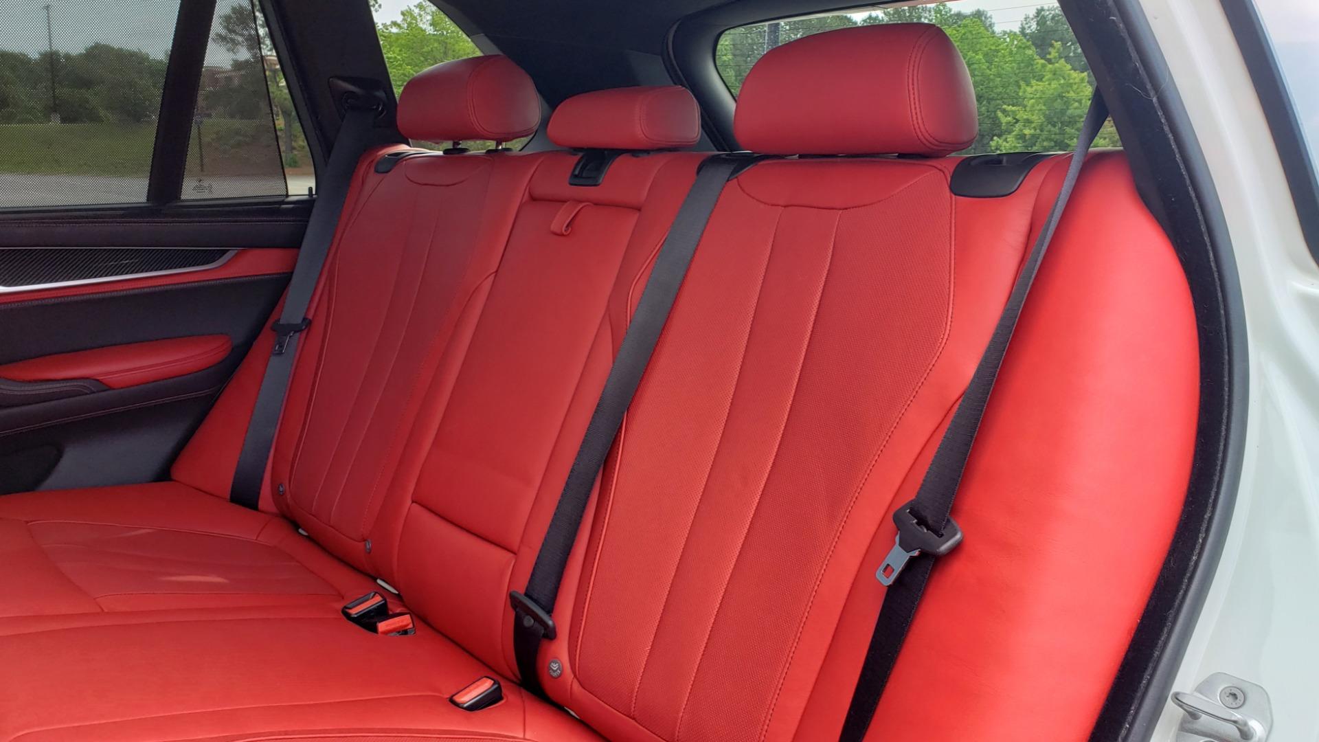 Used 2017 BMW X5 M EXECUTIVE PKG / NAV / DRVR ASST / BSM / HUD / HTD STS / WIFI for sale Sold at Formula Imports in Charlotte NC 28227 68