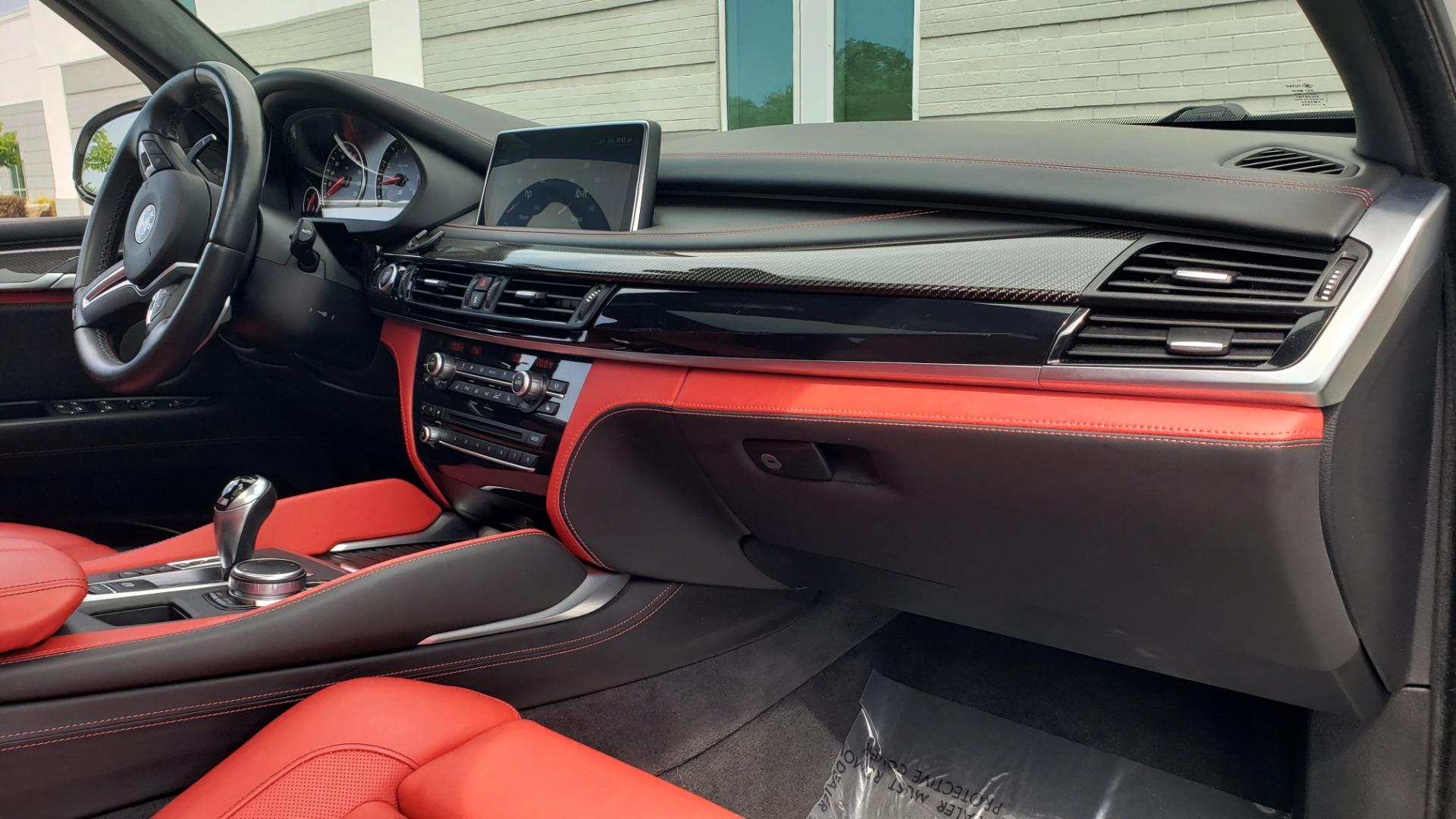 Used 2017 BMW X5 M EXECUTIVE PKG / NAV / DRVR ASST / BSM / HUD / HTD STS / WIFI for sale Sold at Formula Imports in Charlotte NC 28227 73
