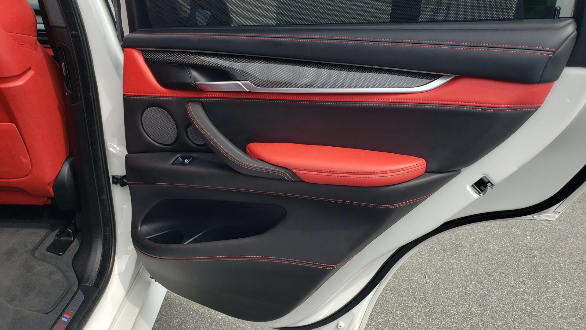 Used 2017 BMW X5 M EXECUTIVE PKG / NAV / DRVR ASST / BSM / HUD / HTD STS / WIFI for sale Sold at Formula Imports in Charlotte NC 28227 74