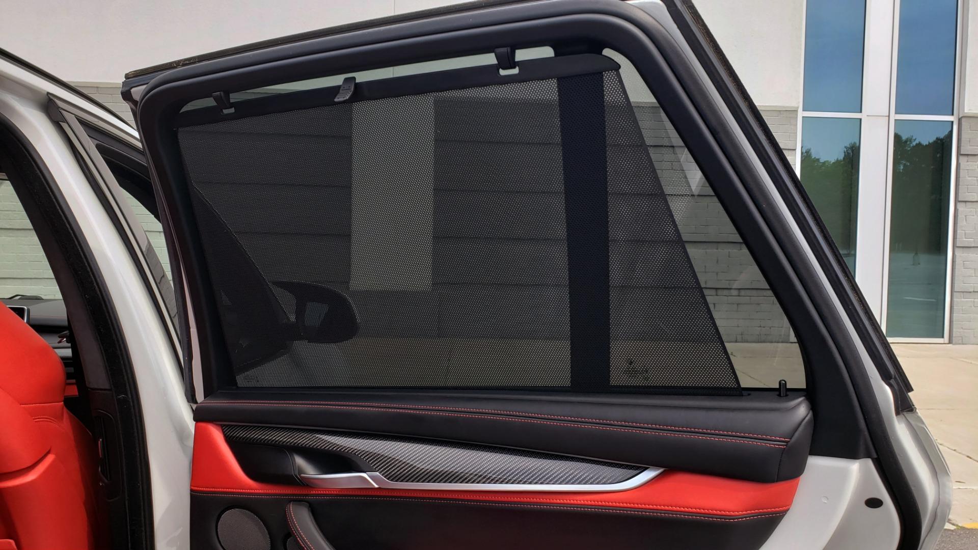 Used 2017 BMW X5 M EXECUTIVE PKG / NAV / DRVR ASST / BSM / HUD / HTD STS / WIFI for sale Sold at Formula Imports in Charlotte NC 28227 75