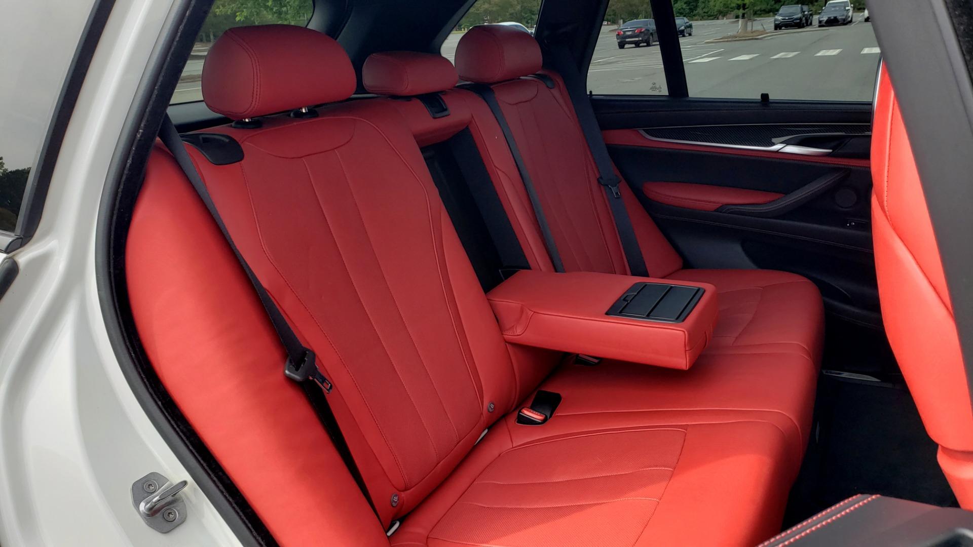 Used 2017 BMW X5 M EXECUTIVE PKG / NAV / DRVR ASST / BSM / HUD / HTD STS / WIFI for sale Sold at Formula Imports in Charlotte NC 28227 77