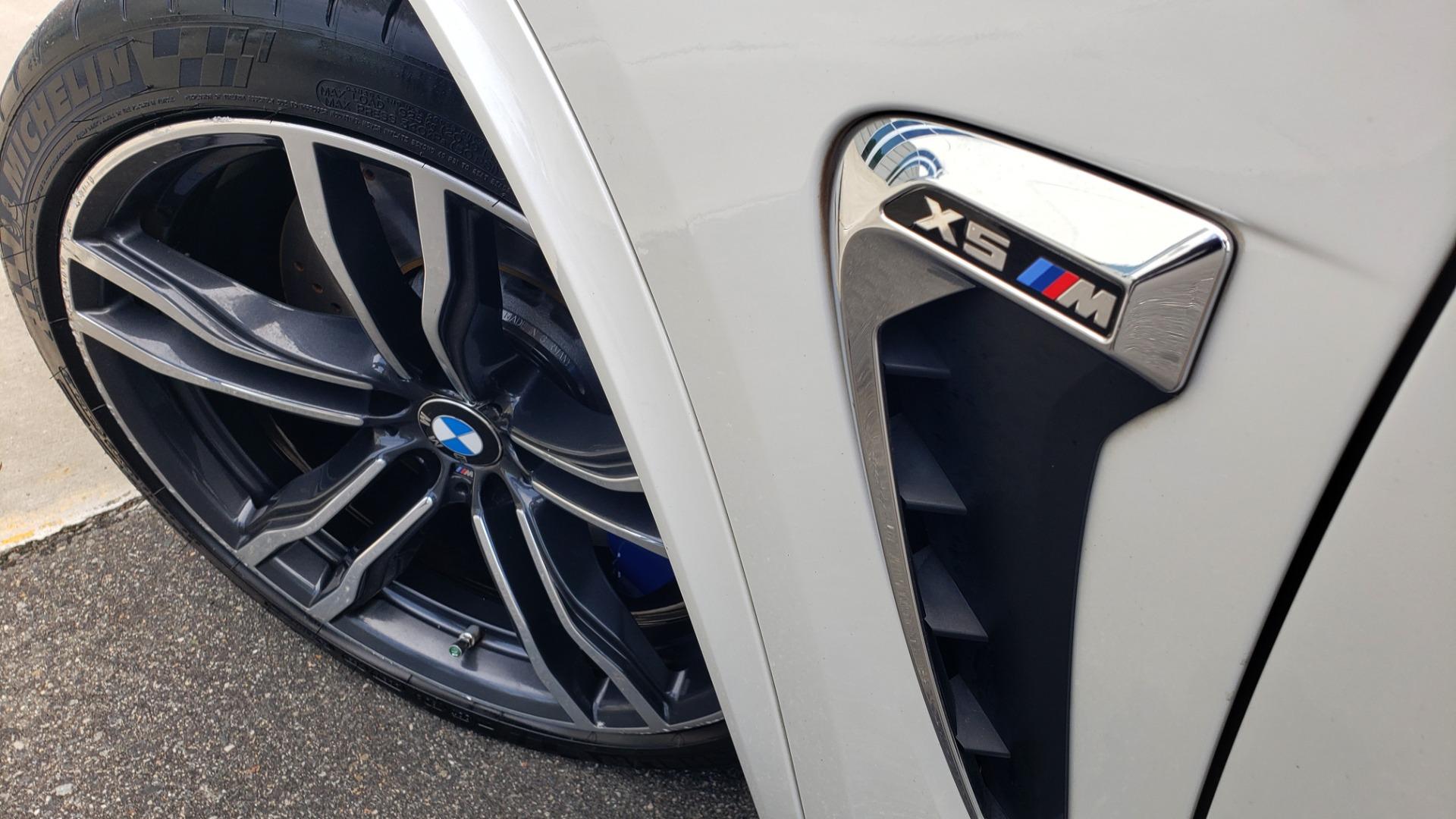 Used 2017 BMW X5 M EXECUTIVE PKG / NAV / DRVR ASST / BSM / HUD / HTD STS / WIFI for sale Sold at Formula Imports in Charlotte NC 28227 84