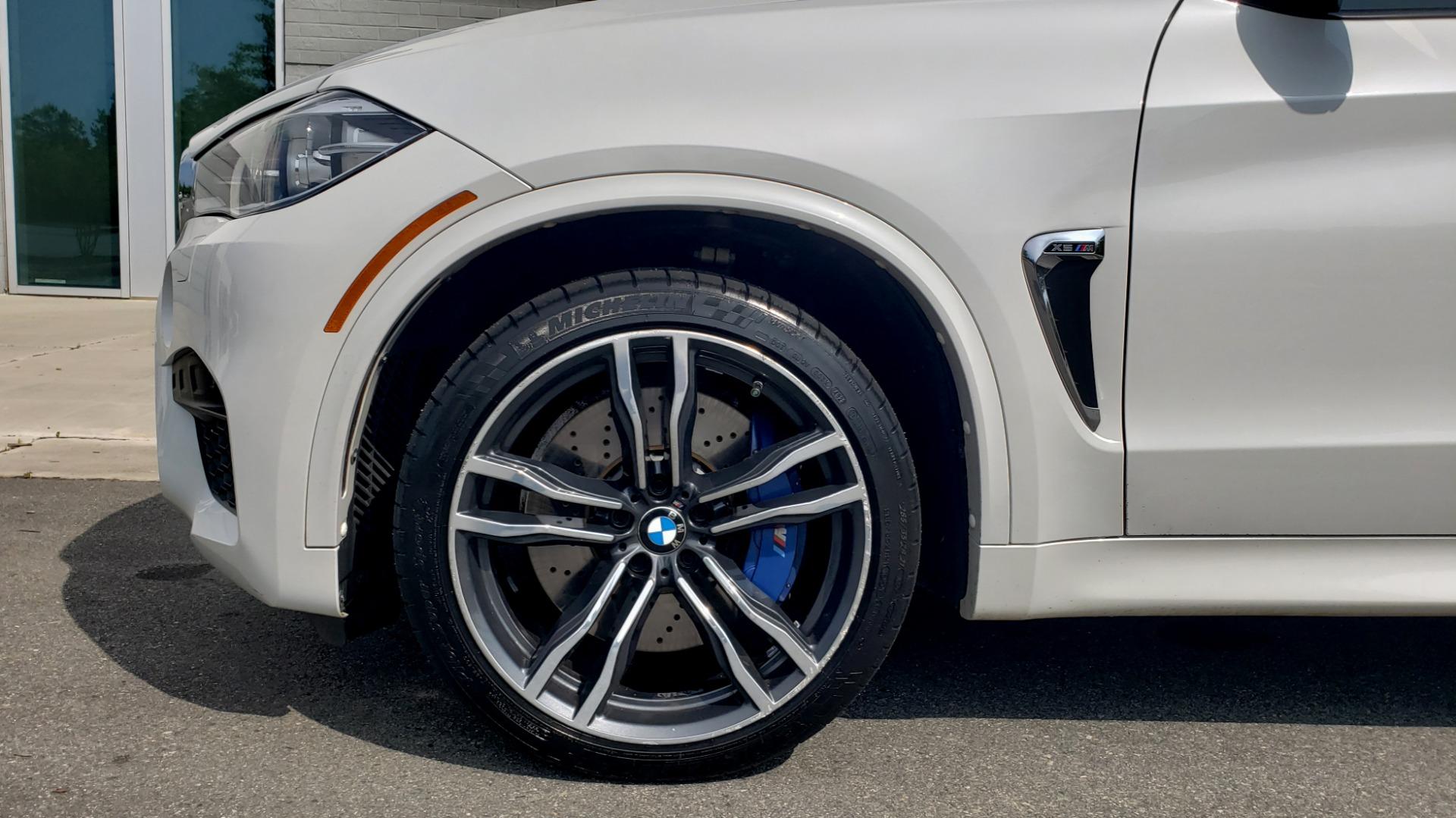 Used 2017 BMW X5 M EXECUTIVE PKG / NAV / DRVR ASST / BSM / HUD / HTD STS / WIFI for sale Sold at Formula Imports in Charlotte NC 28227 85