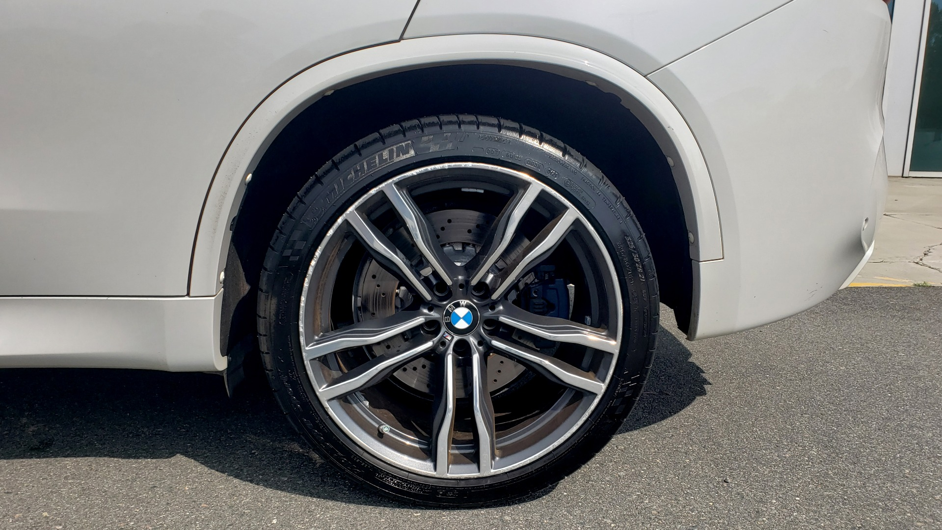 Used 2017 BMW X5 M EXECUTIVE PKG / NAV / DRVR ASST / BSM / HUD / HTD STS / WIFI for sale Sold at Formula Imports in Charlotte NC 28227 86