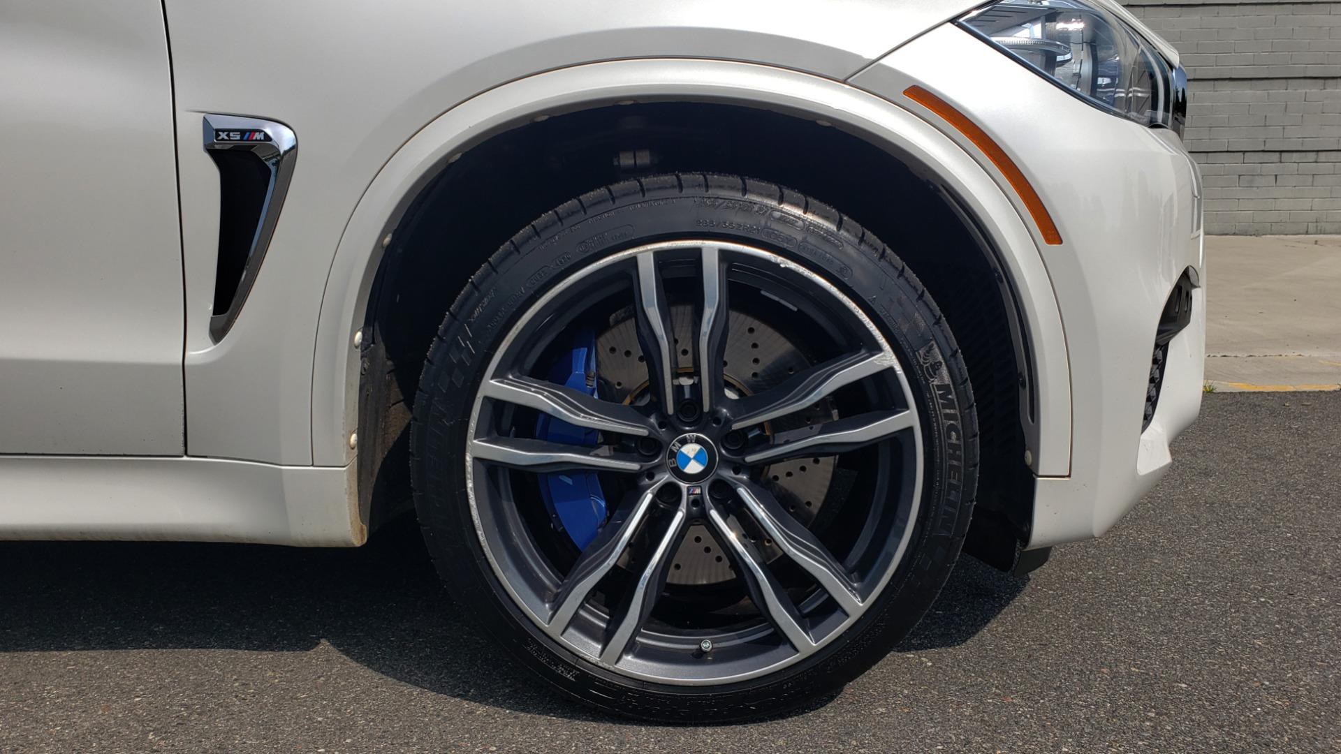Used 2017 BMW X5 M EXECUTIVE PKG / NAV / DRVR ASST / BSM / HUD / HTD STS / WIFI for sale Sold at Formula Imports in Charlotte NC 28227 88
