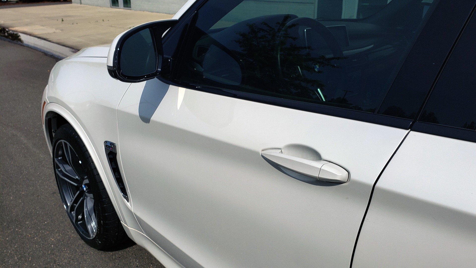 Used 2017 BMW X5 M EXECUTIVE PKG / NAV / DRVR ASST / BSM / HUD / HTD STS / WIFI for sale Sold at Formula Imports in Charlotte NC 28227 9