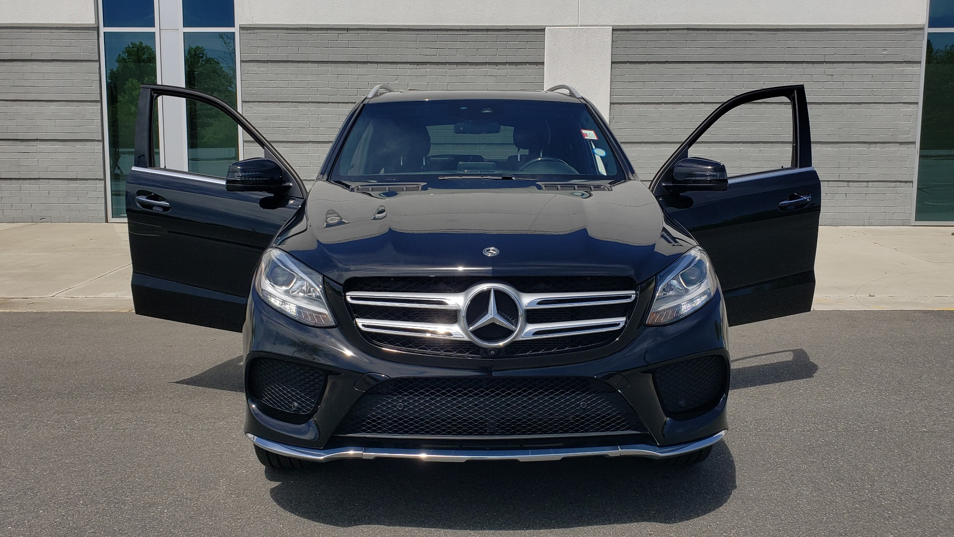 Used 2018 Mercedes-Benz GLE 350 PREMIUM / NAV / H/K SOUND / SUNROOF / REARVIEW for sale Sold at Formula Imports in Charlotte NC 28227 26