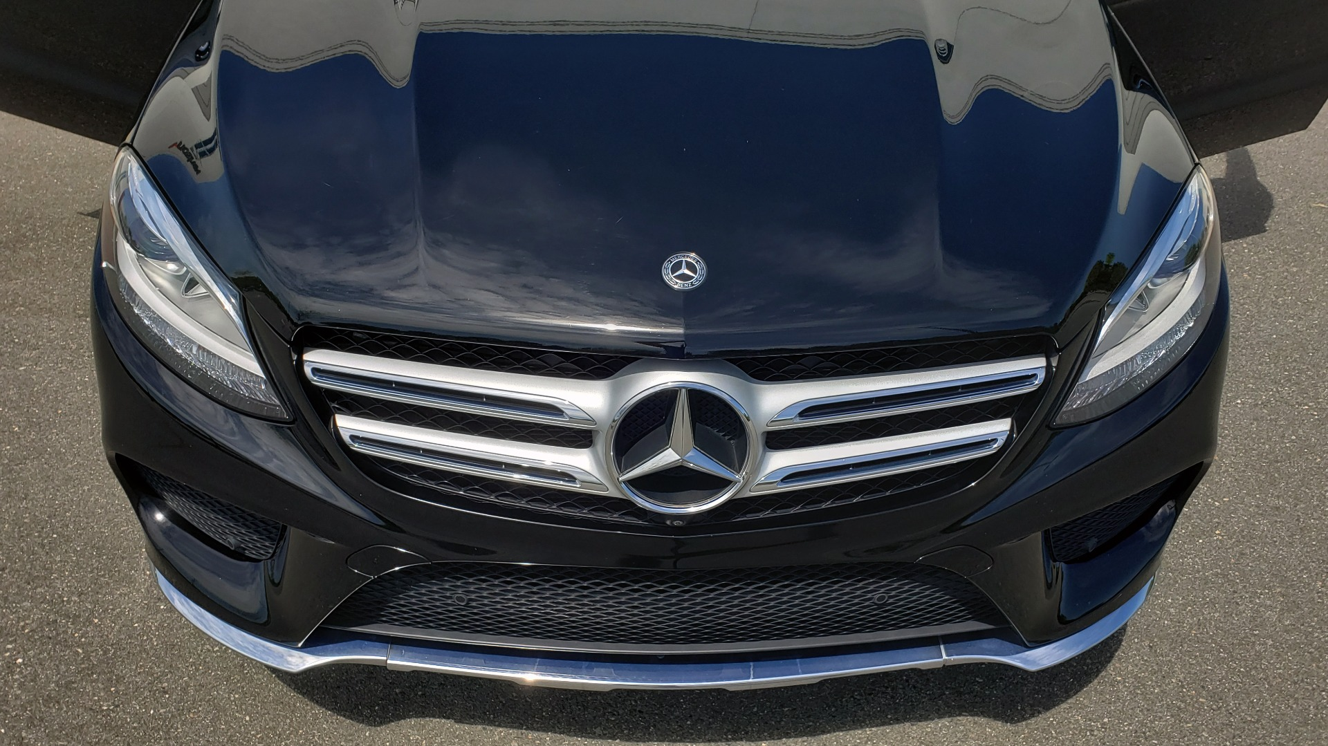 Used 2018 Mercedes-Benz GLE 350 PREMIUM / NAV / H/K SOUND / SUNROOF / REARVIEW for sale Sold at Formula Imports in Charlotte NC 28227 29