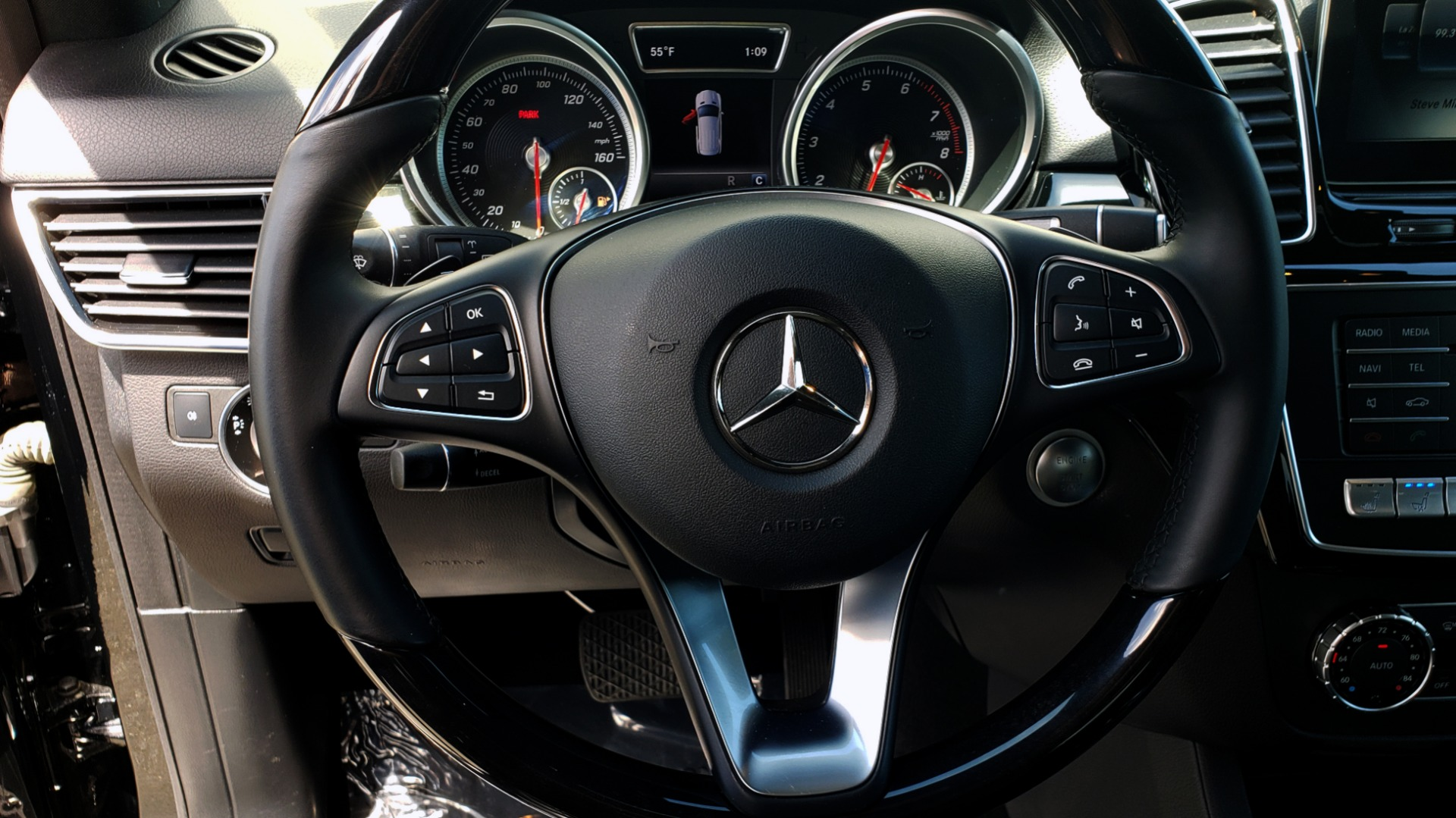 Used 2018 Mercedes-Benz GLE 350 PREMIUM / NAV / H/K SOUND / SUNROOF / REARVIEW for sale Sold at Formula Imports in Charlotte NC 28227 45