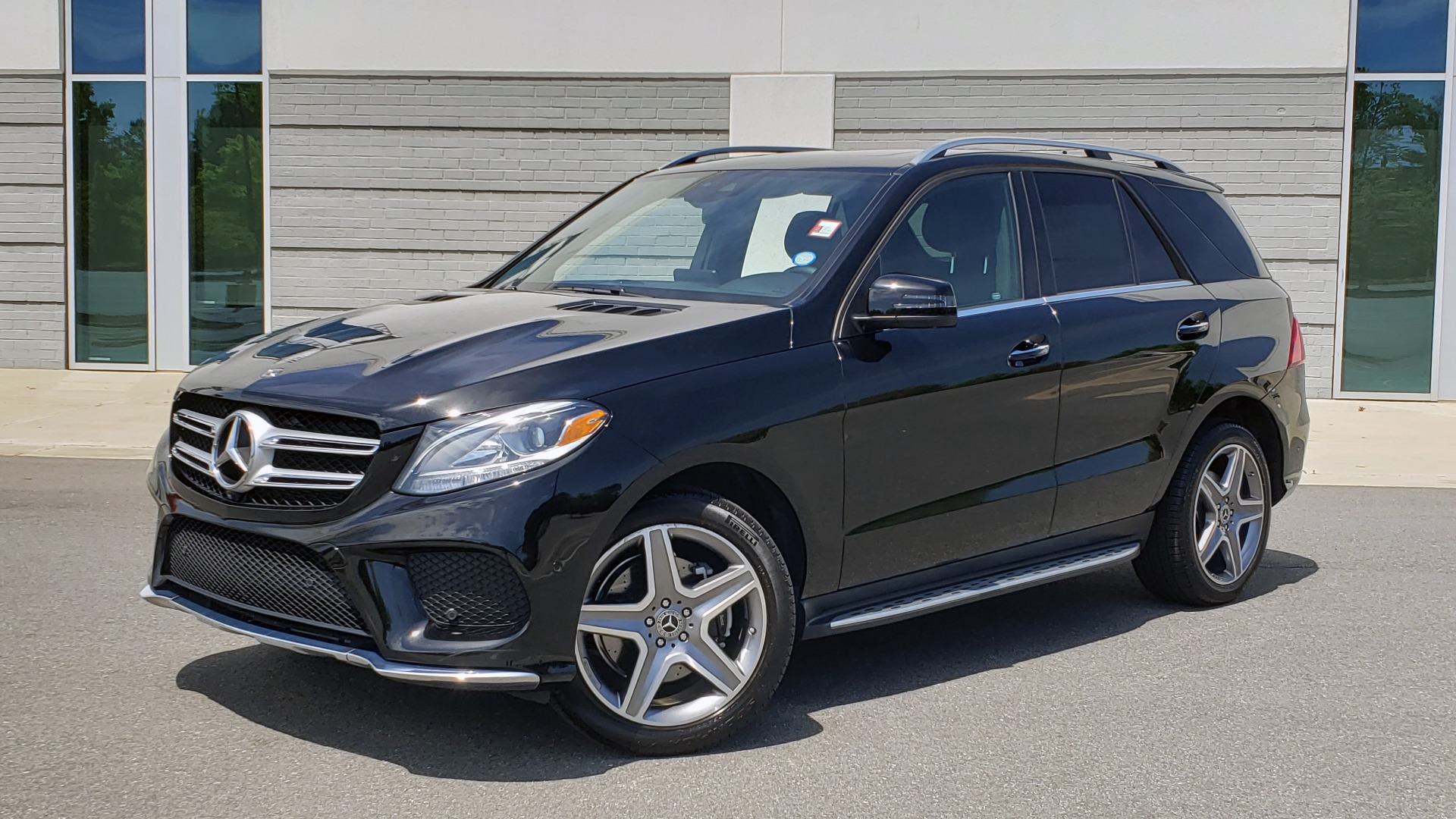Used 2018 Mercedes-Benz GLE 350 PREMIUM / NAV / H/K SOUND / SUNROOF / REARVIEW for sale Sold at Formula Imports in Charlotte NC 28227 5