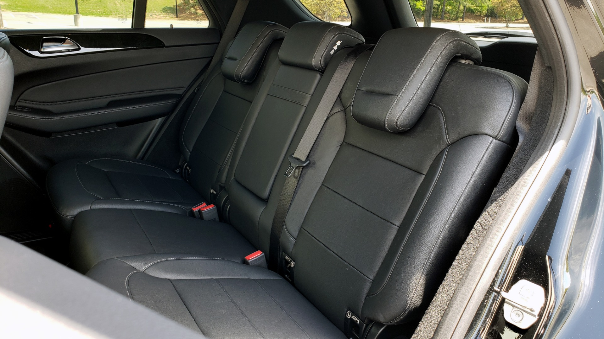 Used 2018 Mercedes-Benz GLE 350 PREMIUM / NAV / H/K SOUND / SUNROOF / REARVIEW for sale Sold at Formula Imports in Charlotte NC 28227 69