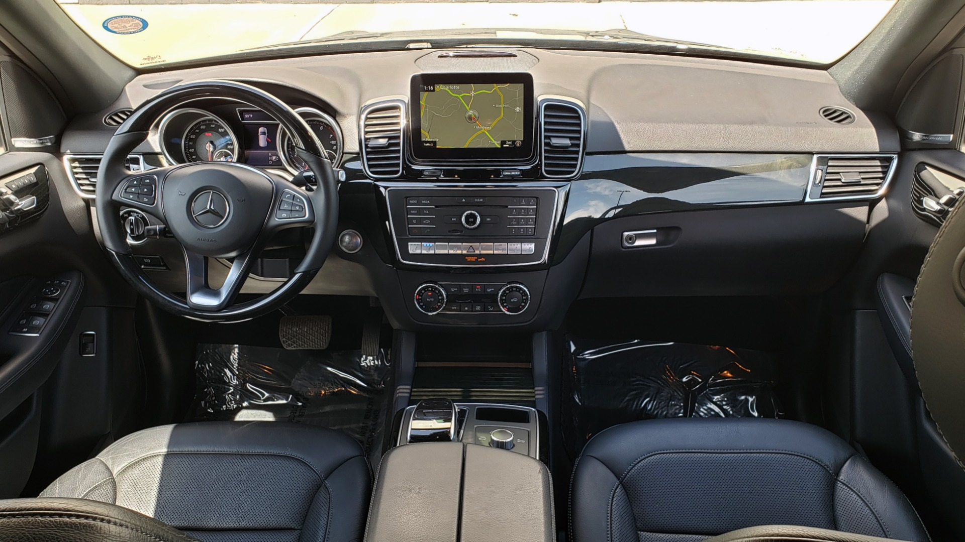Used 2018 Mercedes-Benz GLE 350 PREMIUM / NAV / H/K SOUND / SUNROOF / REARVIEW for sale Sold at Formula Imports in Charlotte NC 28227 86