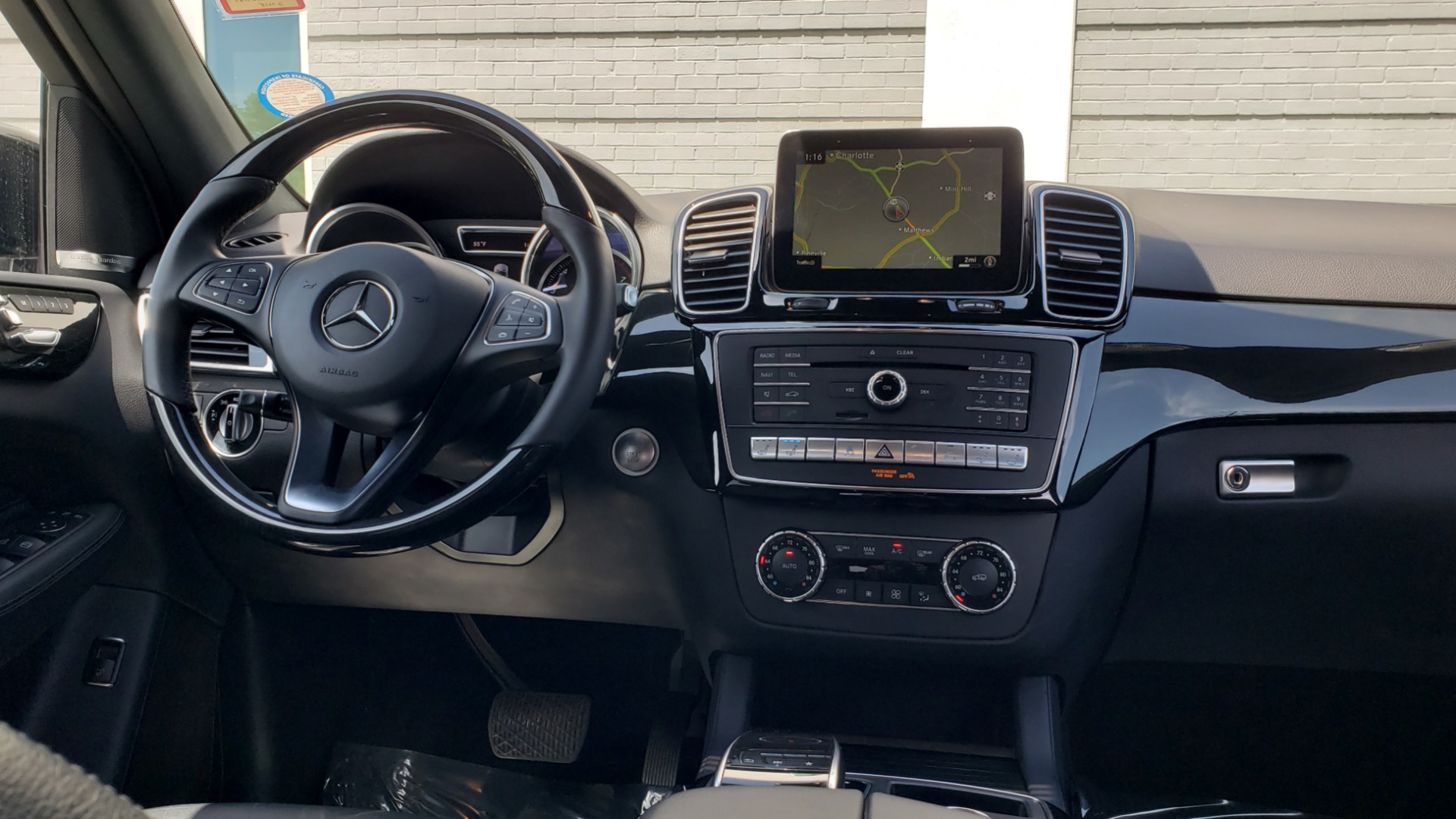 Used 2018 Mercedes-Benz GLE 350 PREMIUM / NAV / H/K SOUND / SUNROOF / REARVIEW for sale Sold at Formula Imports in Charlotte NC 28227 87