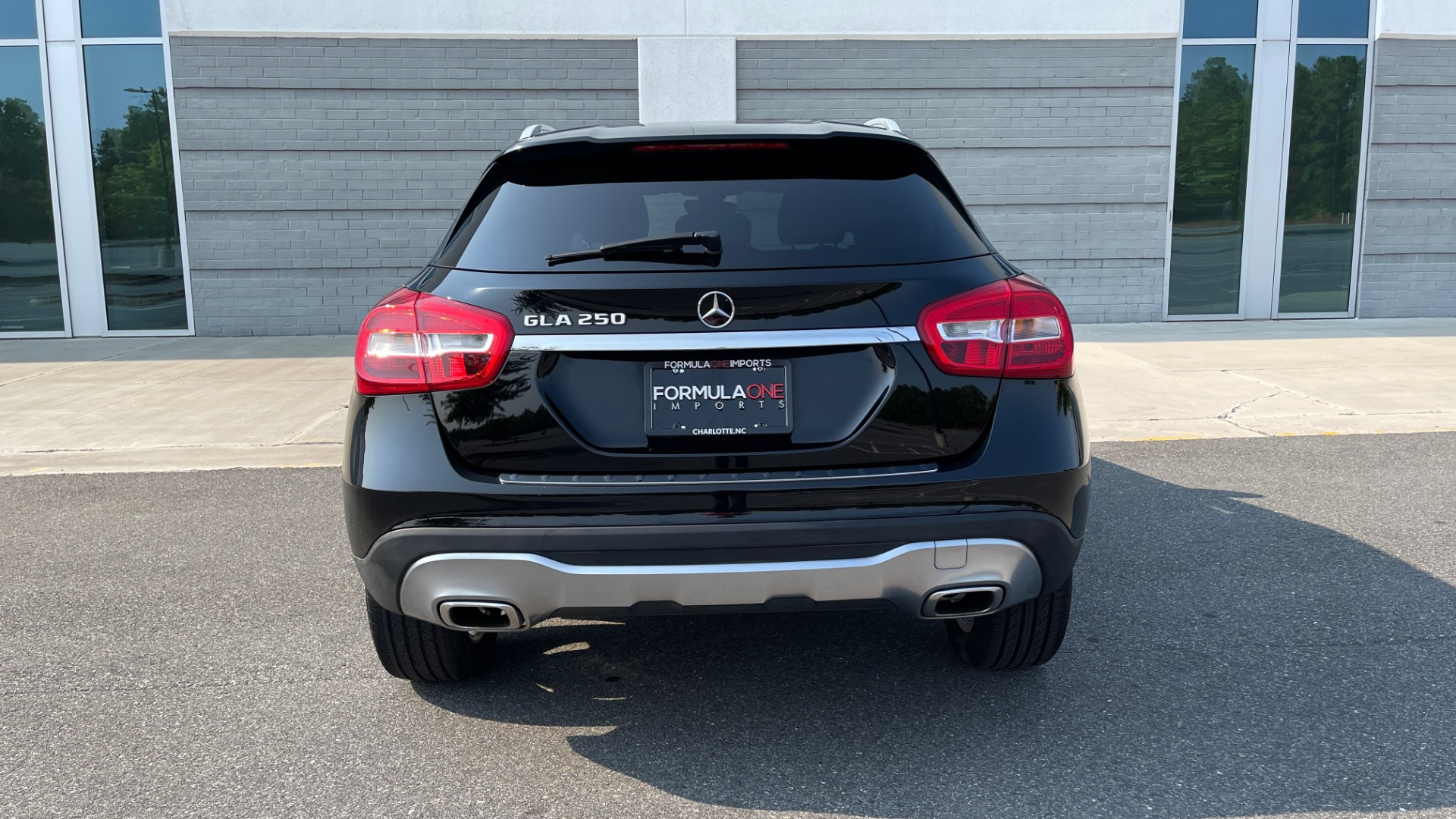 Used 2018 Mercedes-Benz GLA 250 SUV / GARMIN MAP PILOT / 18IN WHEELS / REARVIEW for sale $26,995 at Formula Imports in Charlotte NC 28227 21