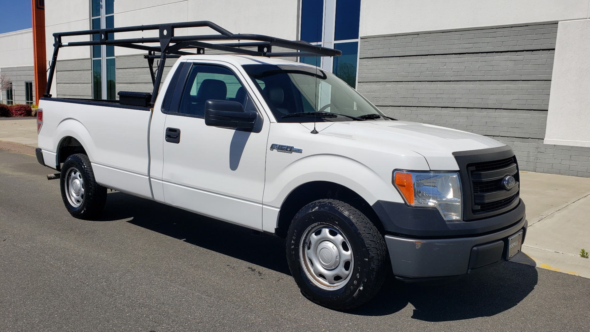 Used 2013 Ford F-150 XL 4X2 REG CAB / 3.7L V6 / 6-SPD AUTO / WORK TRUCK for sale Call for price at Formula Imports in Charlotte NC 28227 10