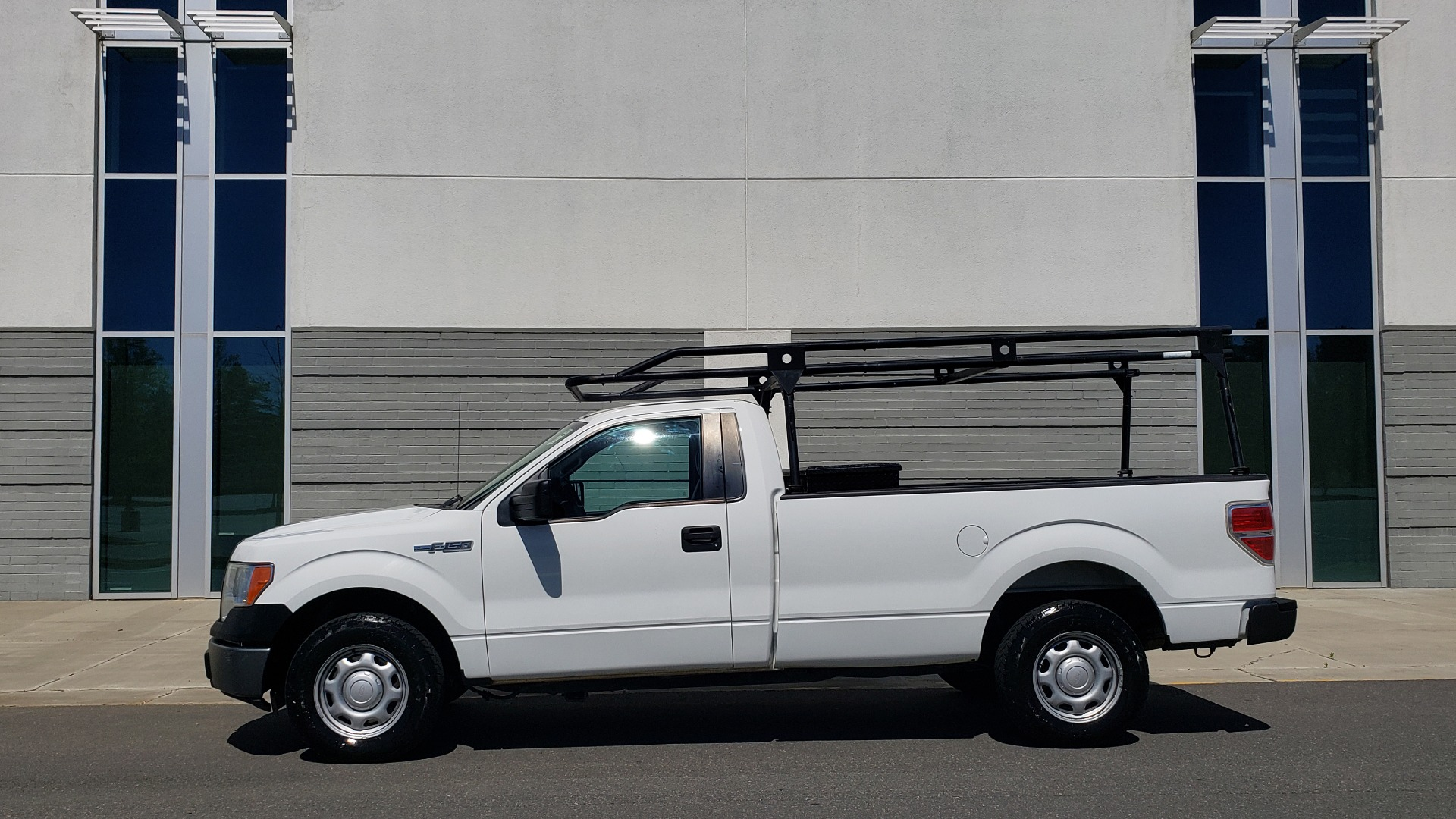 Used 2013 Ford F-150 XL 4X2 REG CAB / 3.7L V6 / 6-SPD AUTO / WORK TRUCK for sale Call for price at Formula Imports in Charlotte NC 28227 2