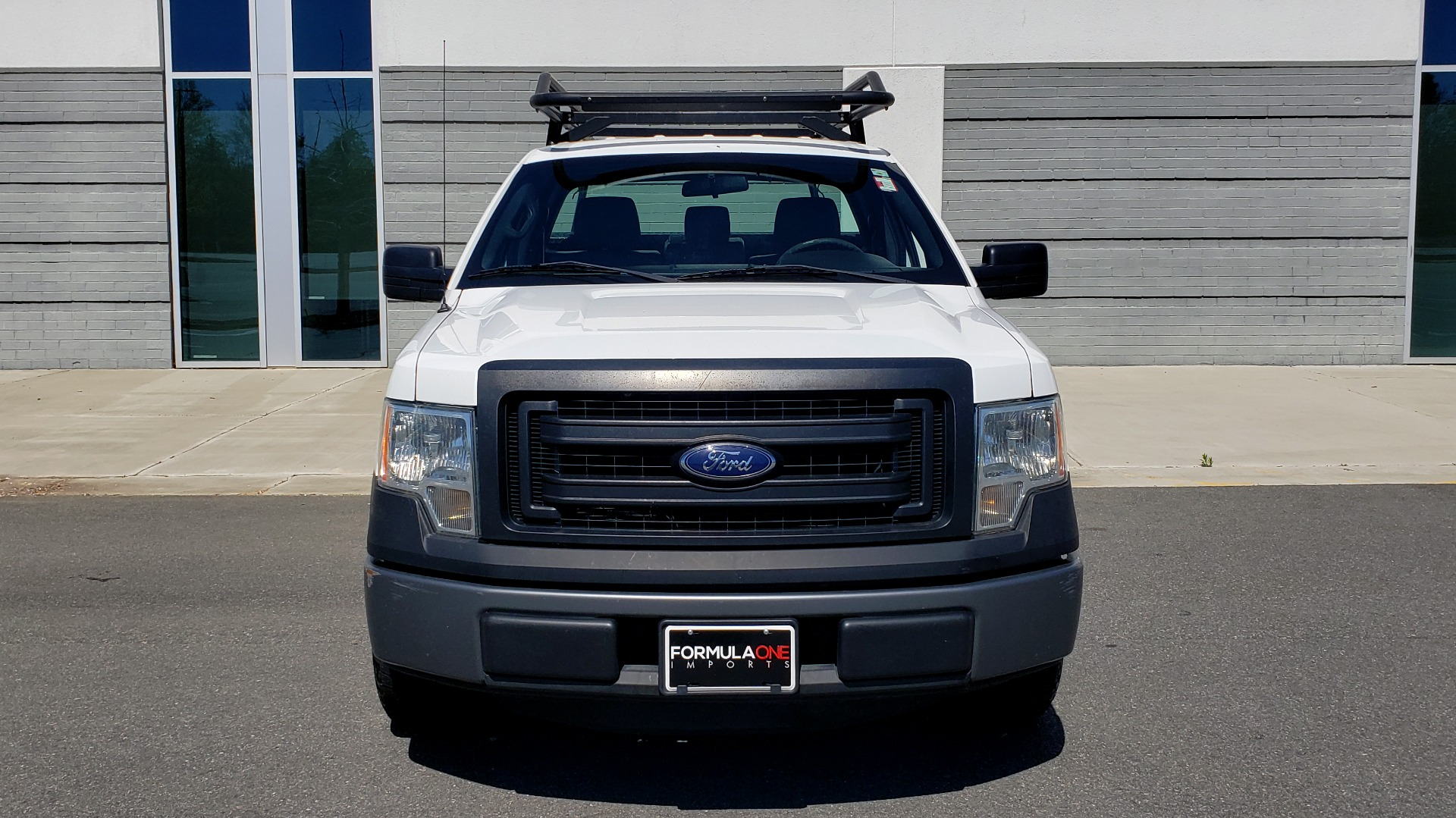 Used 2013 Ford F-150 XL 4X2 REG CAB / 3.7L V6 / 6-SPD AUTO / WORK TRUCK for sale Call for price at Formula Imports in Charlotte NC 28227 29