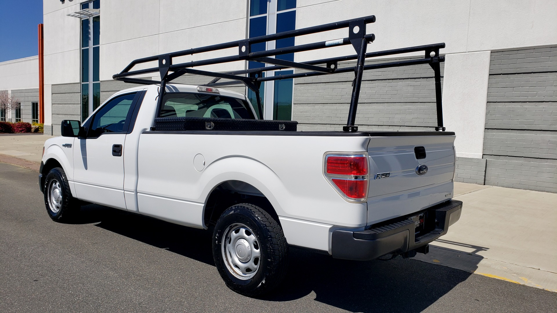 Used 2013 Ford F-150 XL 4X2 REG CAB / 3.7L V6 / 6-SPD AUTO / WORK TRUCK for sale Call for price at Formula Imports in Charlotte NC 28227 3