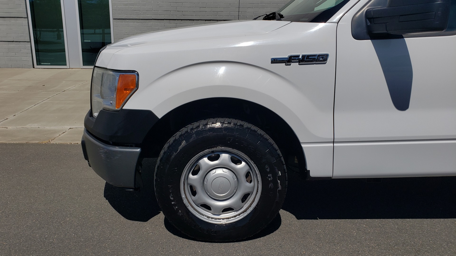 Used 2013 Ford F-150 XL 4X2 REG CAB / 3.7L V6 / 6-SPD AUTO / WORK TRUCK for sale Call for price at Formula Imports in Charlotte NC 28227 6