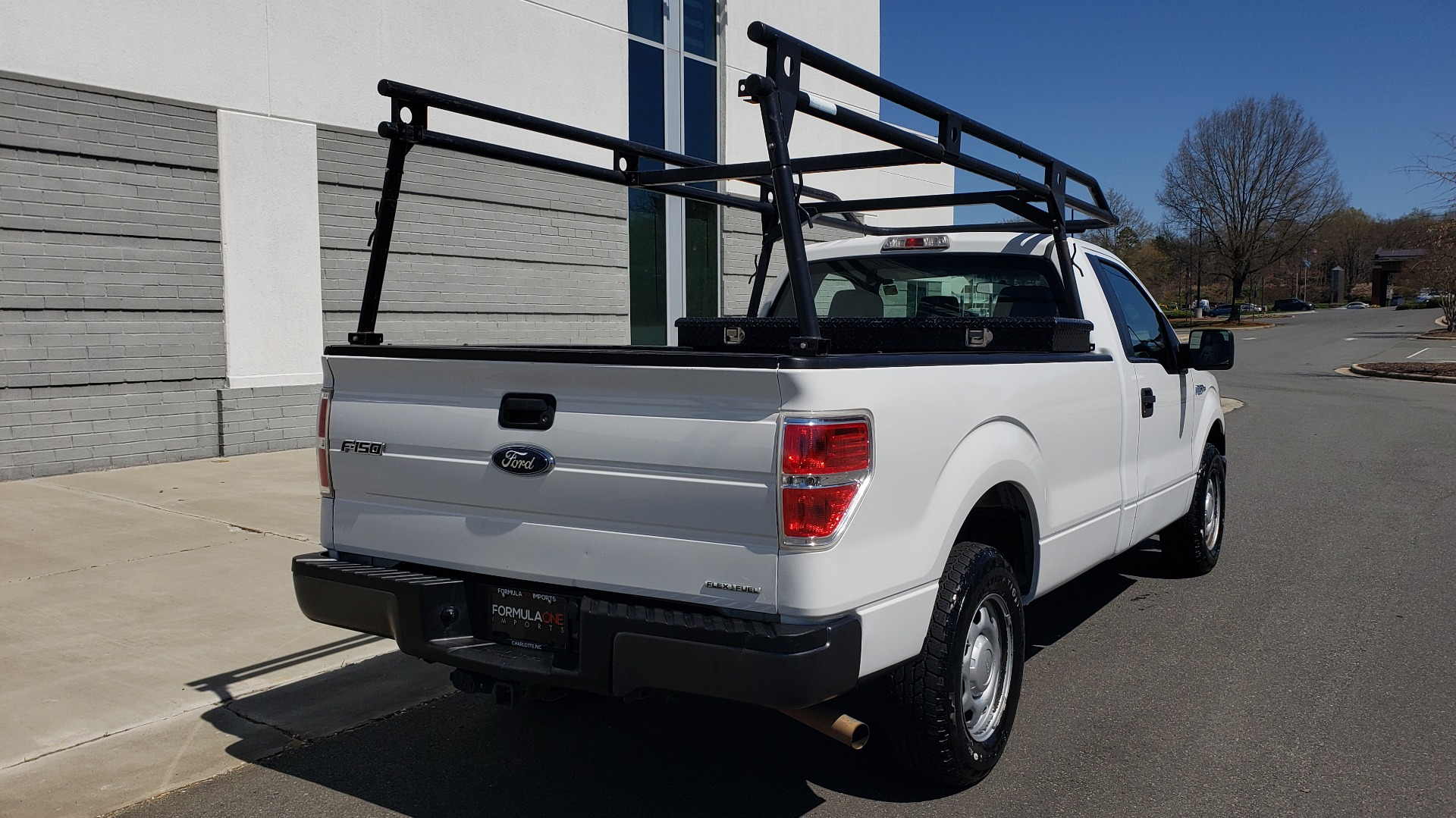Used 2013 Ford F-150 XL 4X2 REG CAB / 3.7L V6 / 6-SPD AUTO / WORK TRUCK for sale Call for price at Formula Imports in Charlotte NC 28227 8