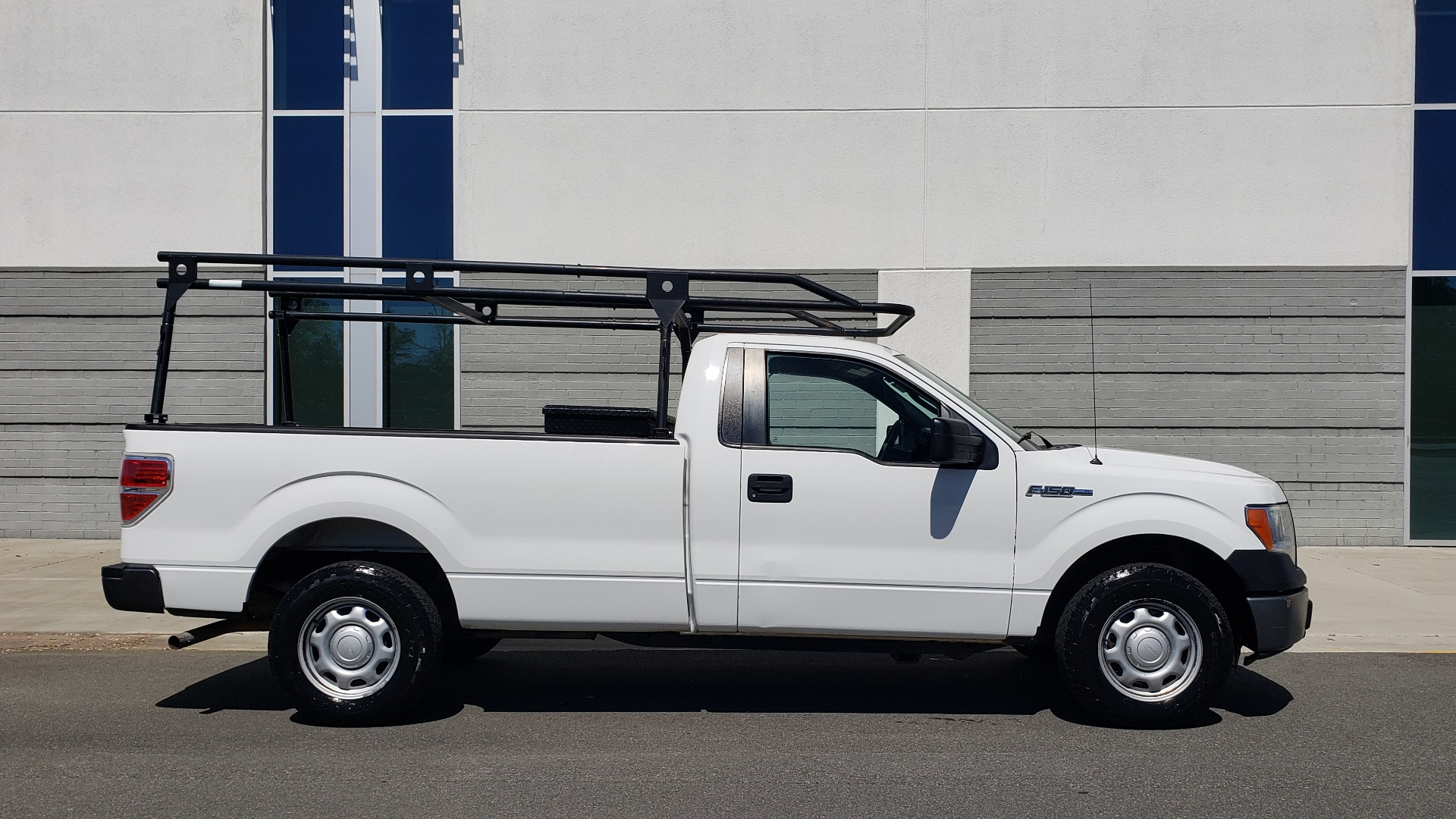 Used 2013 Ford F-150 XL 4X2 REG CAB / 3.7L V6 / 6-SPD AUTO / WORK TRUCK for sale Call for price at Formula Imports in Charlotte NC 28227 9