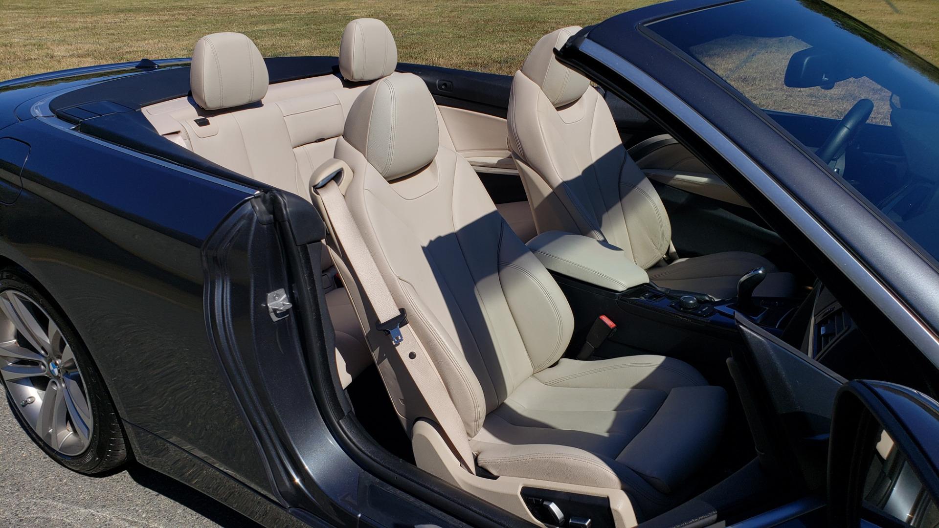 Used 2016 BMW 4 Series 428i / PREMIUM PKG / DRVR ASST / BACK-UP CAMERA for sale Sold at Formula Imports in Charlotte NC 28227 25