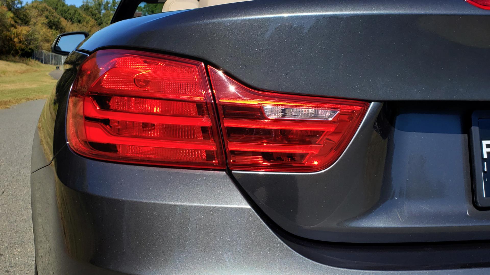 Used 2016 BMW 4 Series 428i / PREMIUM PKG / DRVR ASST / BACK-UP CAMERA for sale Sold at Formula Imports in Charlotte NC 28227 41