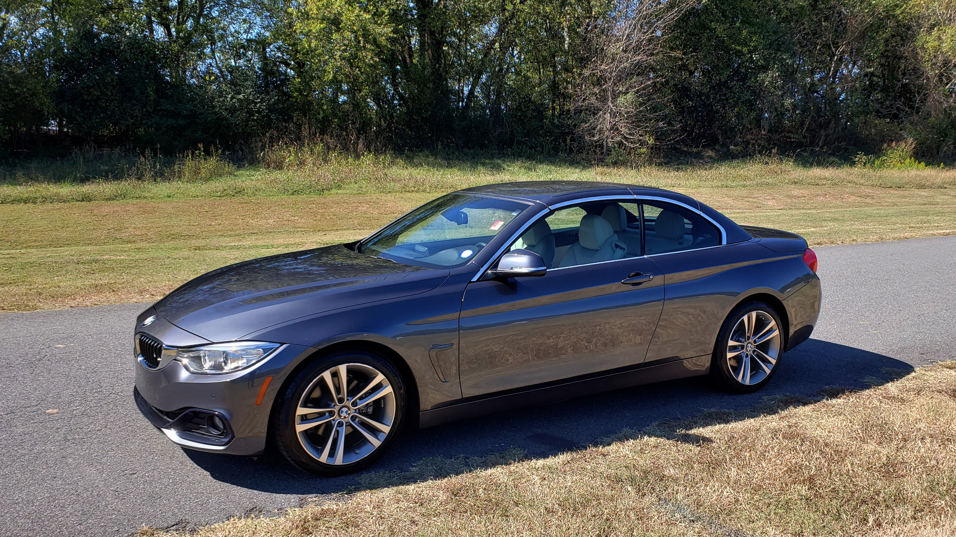 Used 2016 BMW 4 Series 428i / PREMIUM PKG / DRVR ASST / BACK-UP CAMERA for sale Sold at Formula Imports in Charlotte NC 28227 75