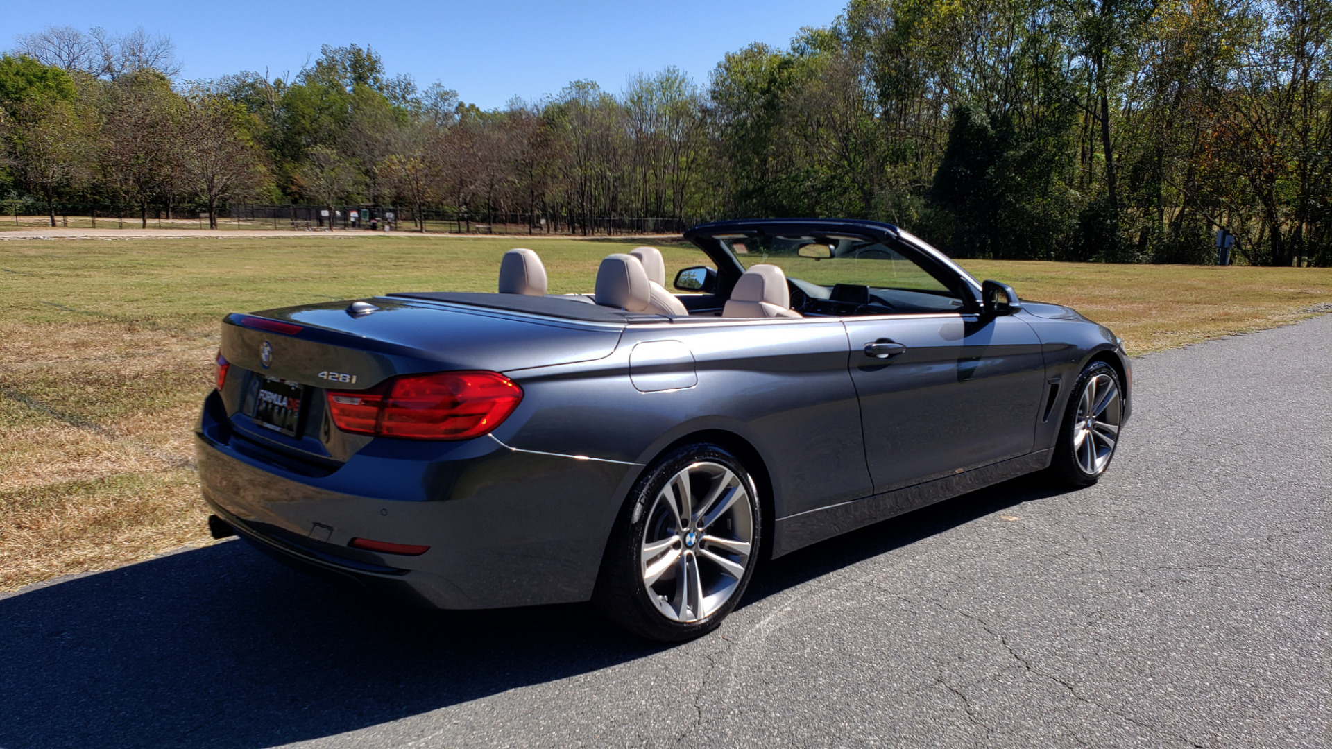 Used 2016 BMW 4 Series 428i / PREMIUM PKG / DRVR ASST / BACK-UP CAMERA for sale Sold at Formula Imports in Charlotte NC 28227 8