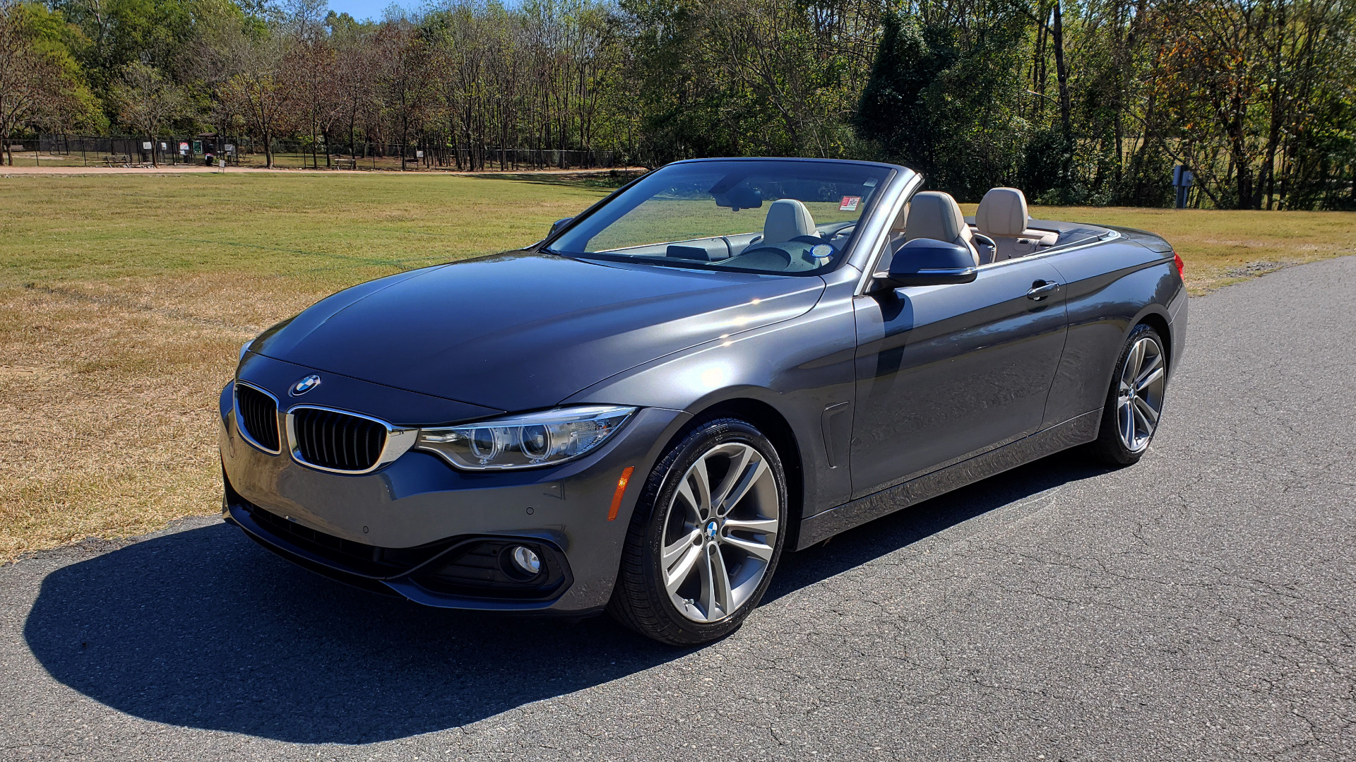 Used 2016 BMW 4 Series 428i / PREMIUM PKG / DRVR ASST / BACK-UP CAMERA for sale Sold at Formula Imports in Charlotte NC 28227 1