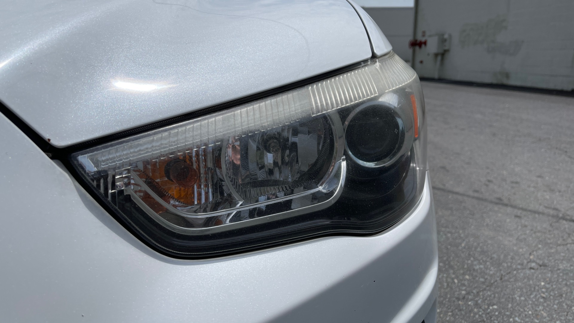 Used 2014 Mitsubishi OUTLANDER SPORT ES 2WD / 2.0L / CVT TRANS / 18IN WHEELS / 31MPG for sale $8,495 at Formula Imports in Charlotte NC 28227 14