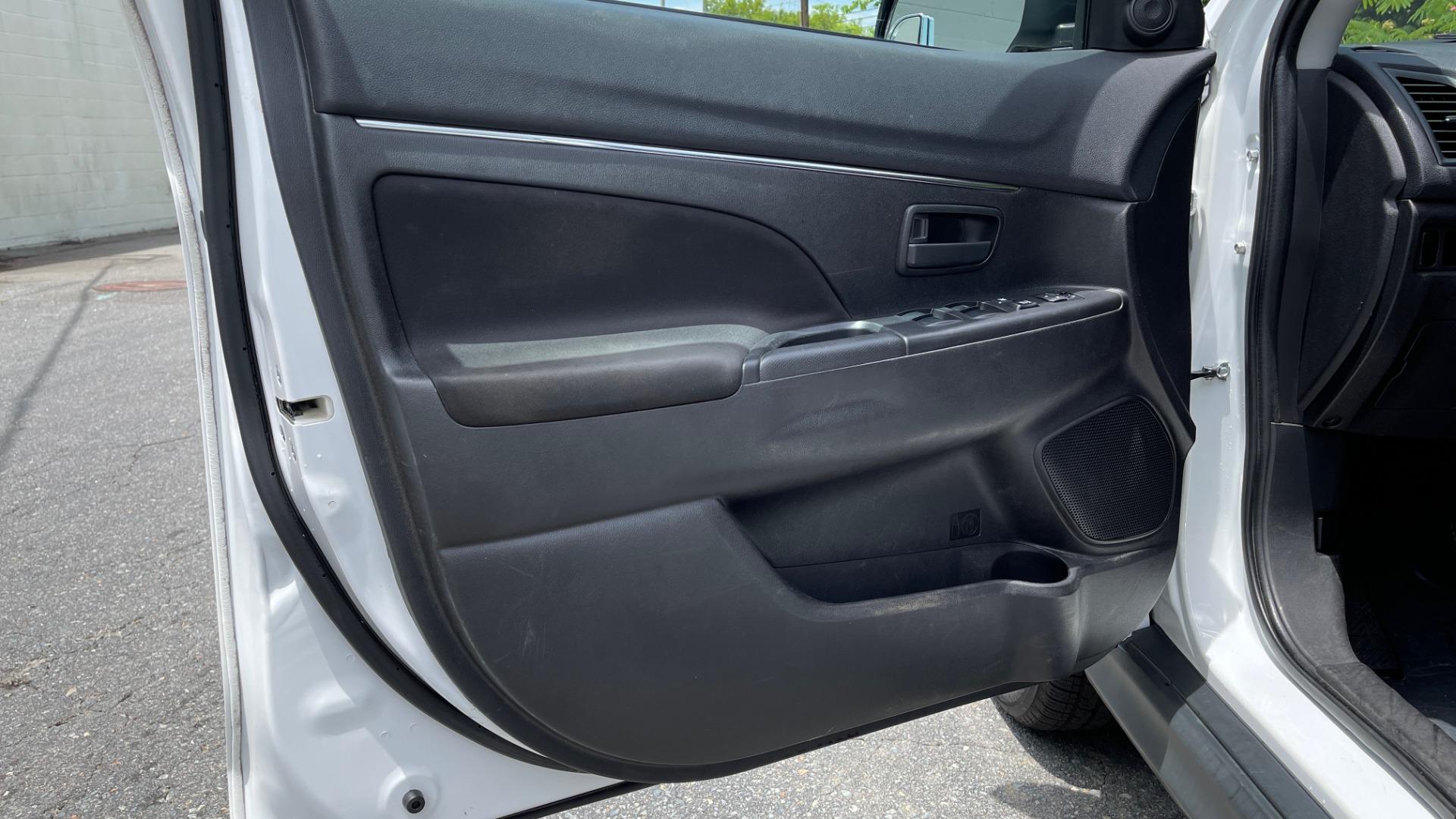 Used 2014 Mitsubishi OUTLANDER SPORT ES 2WD / 2.0L / CVT TRANS / 18IN WHEELS / 31MPG for sale $8,495 at Formula Imports in Charlotte NC 28227 23