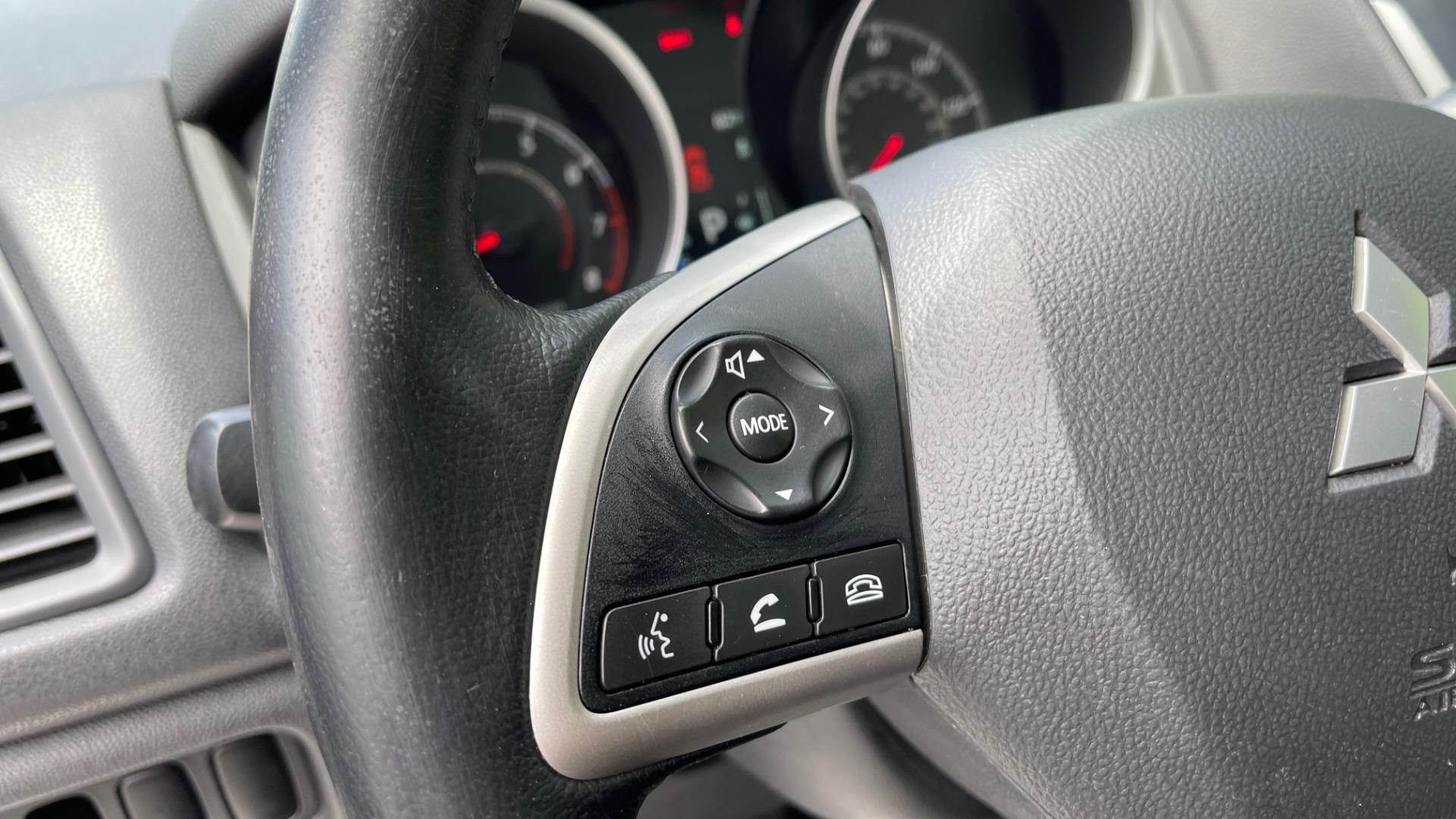 Used 2014 Mitsubishi OUTLANDER SPORT ES 2WD / 2.0L / CVT TRANS / 18IN WHEELS / 31MPG for sale $8,495 at Formula Imports in Charlotte NC 28227 29